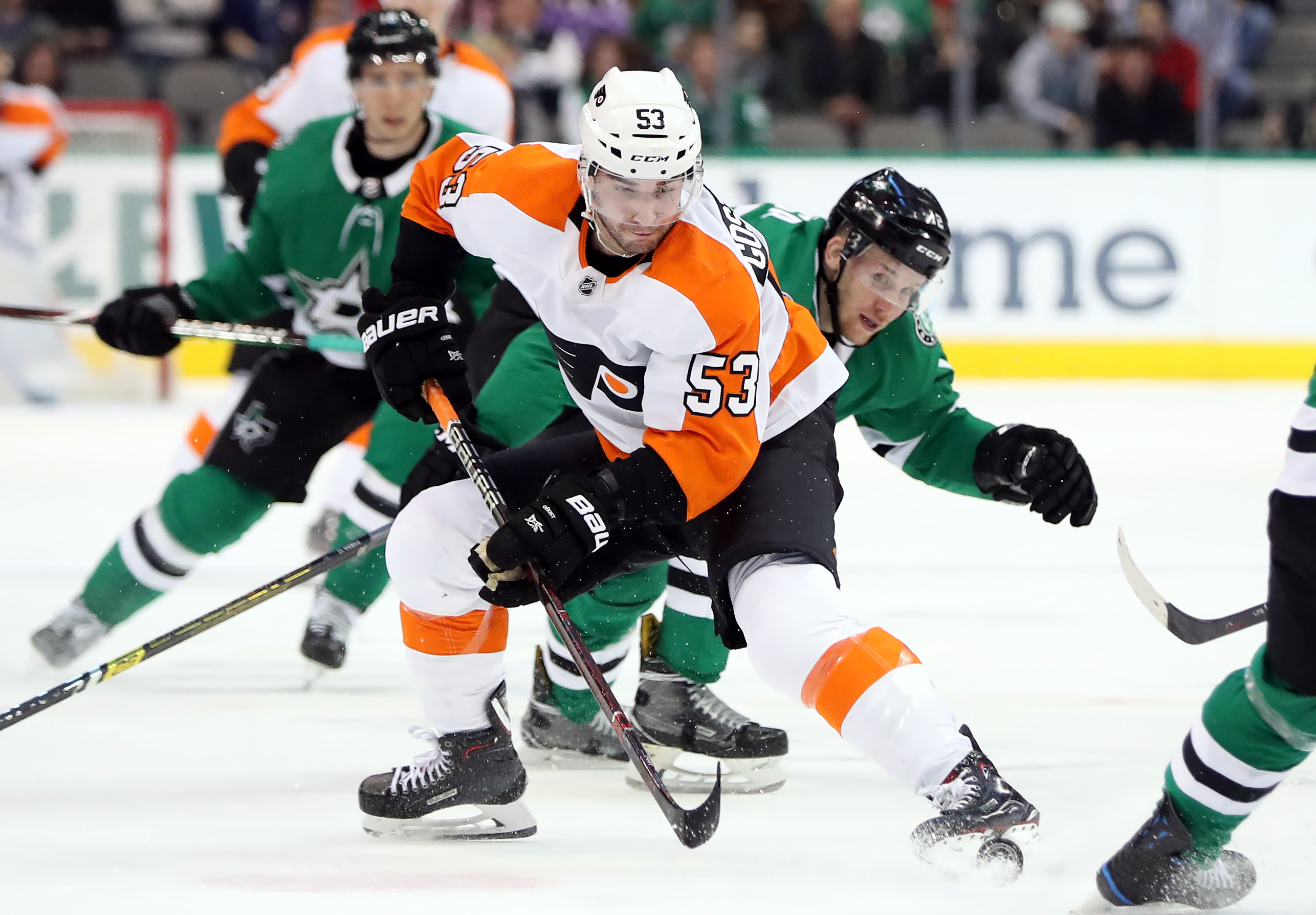 Philadelphia Flyers v Dallas Stars