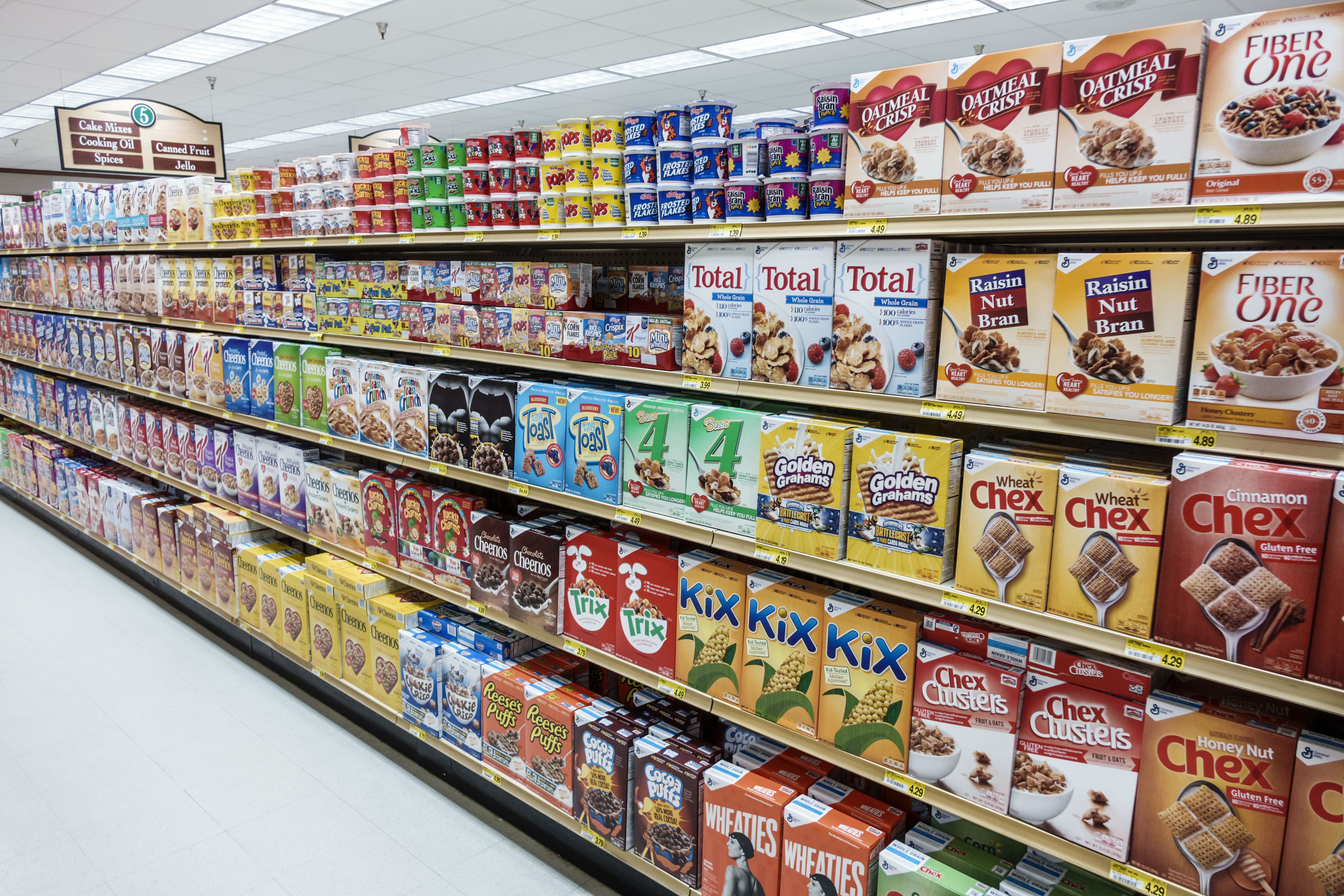 A cereal draft, because we are a sports website
