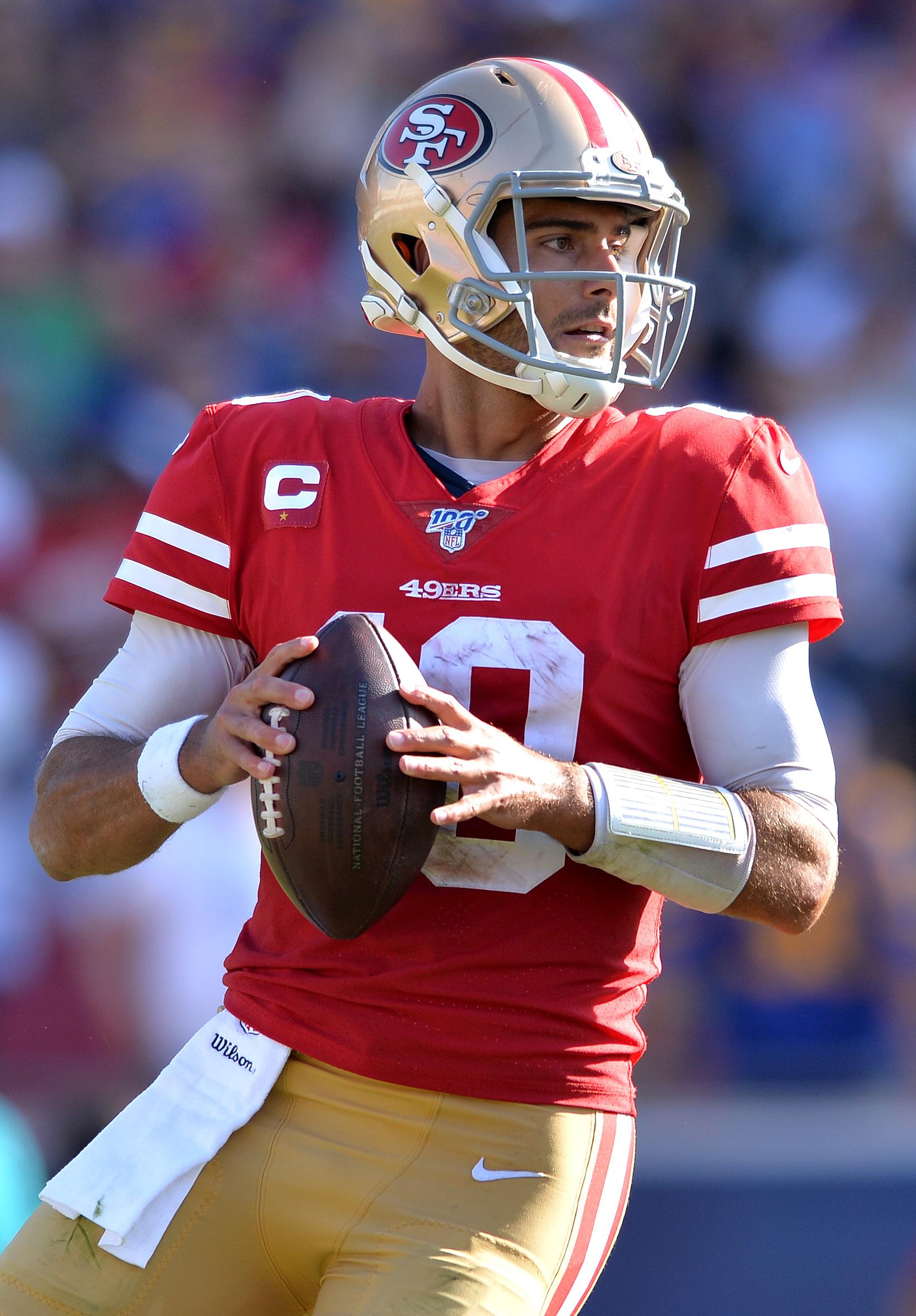 NFL: San Francisco 49ers at Los Angeles Rams