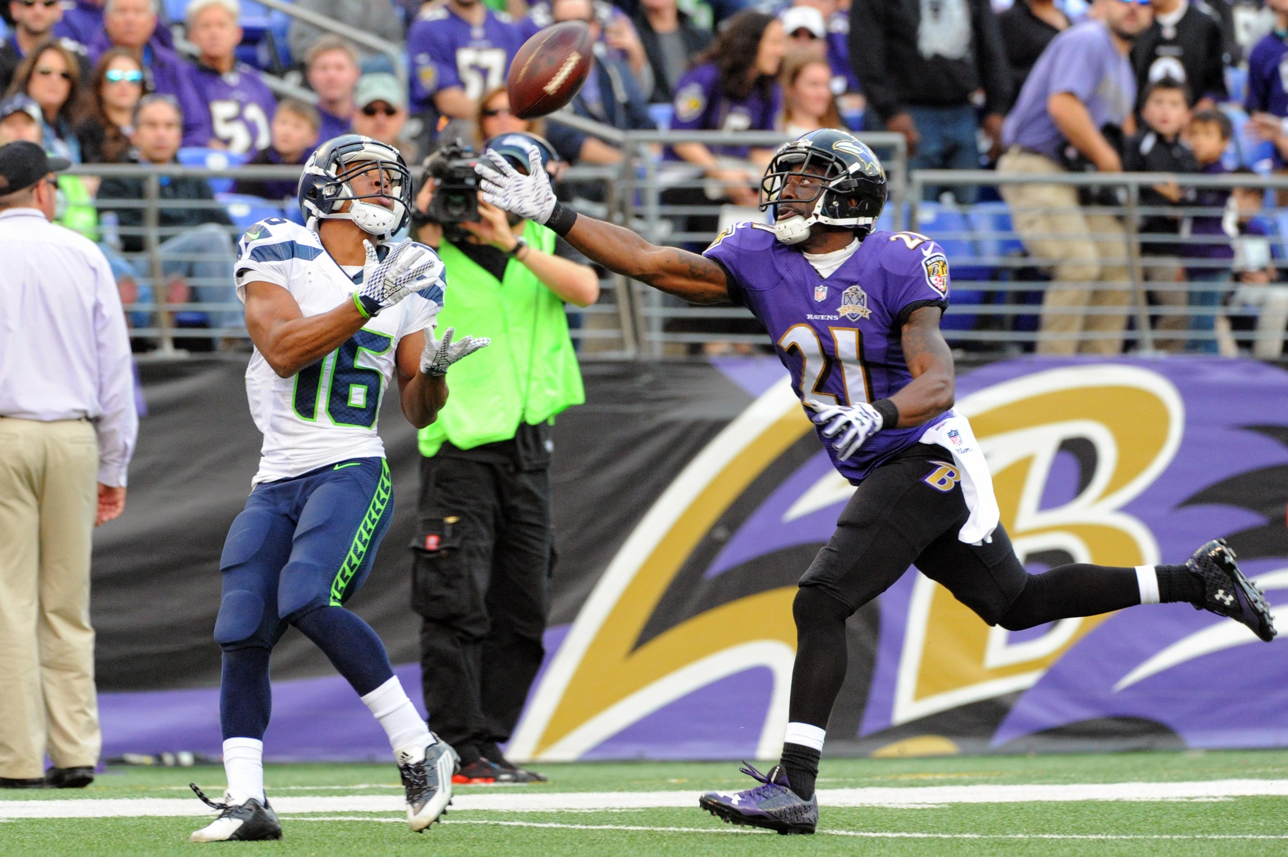 NFL: DEC 13 Seahawks at Ravens