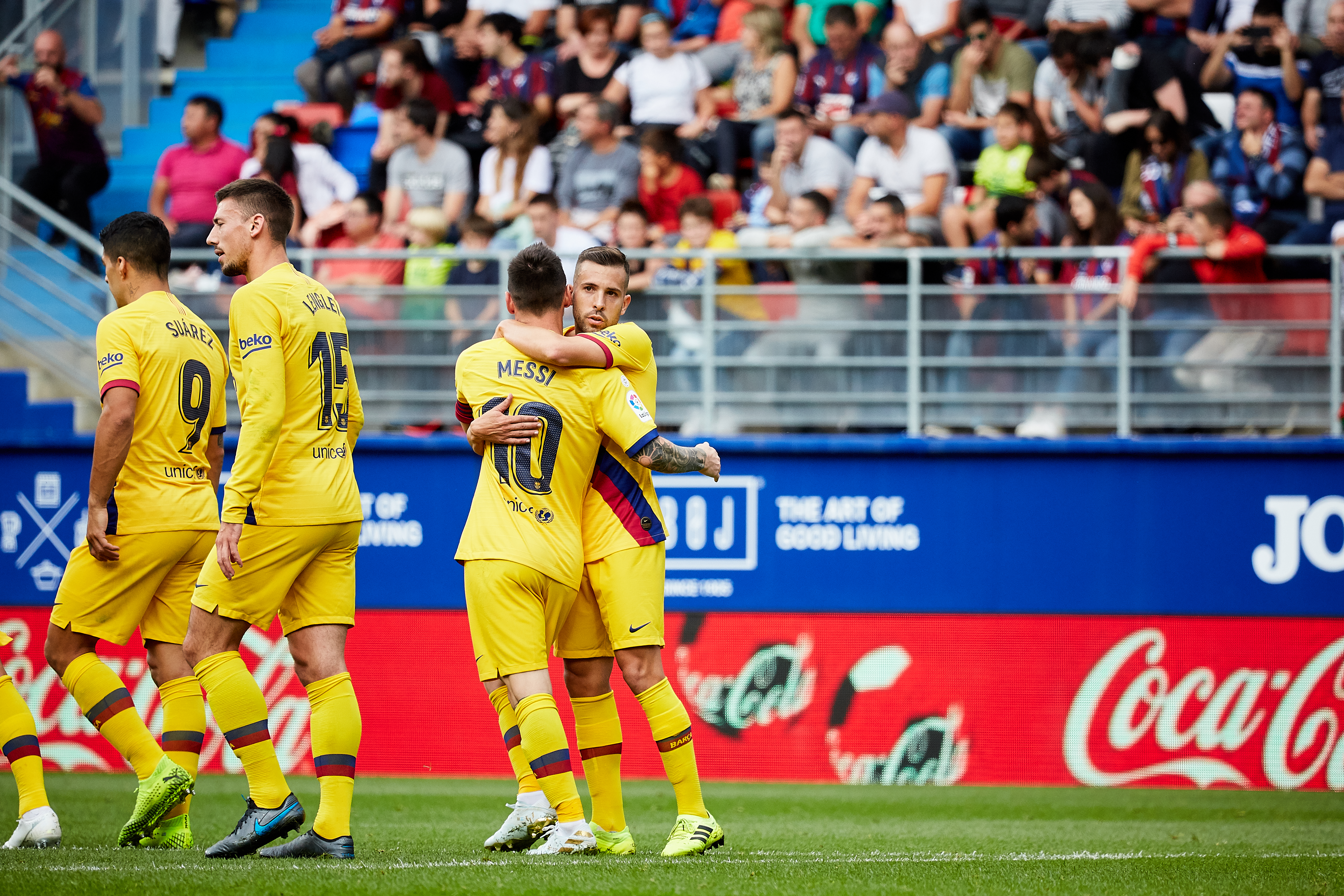 Eibar v FC Barcelona - La Liga SmartBank