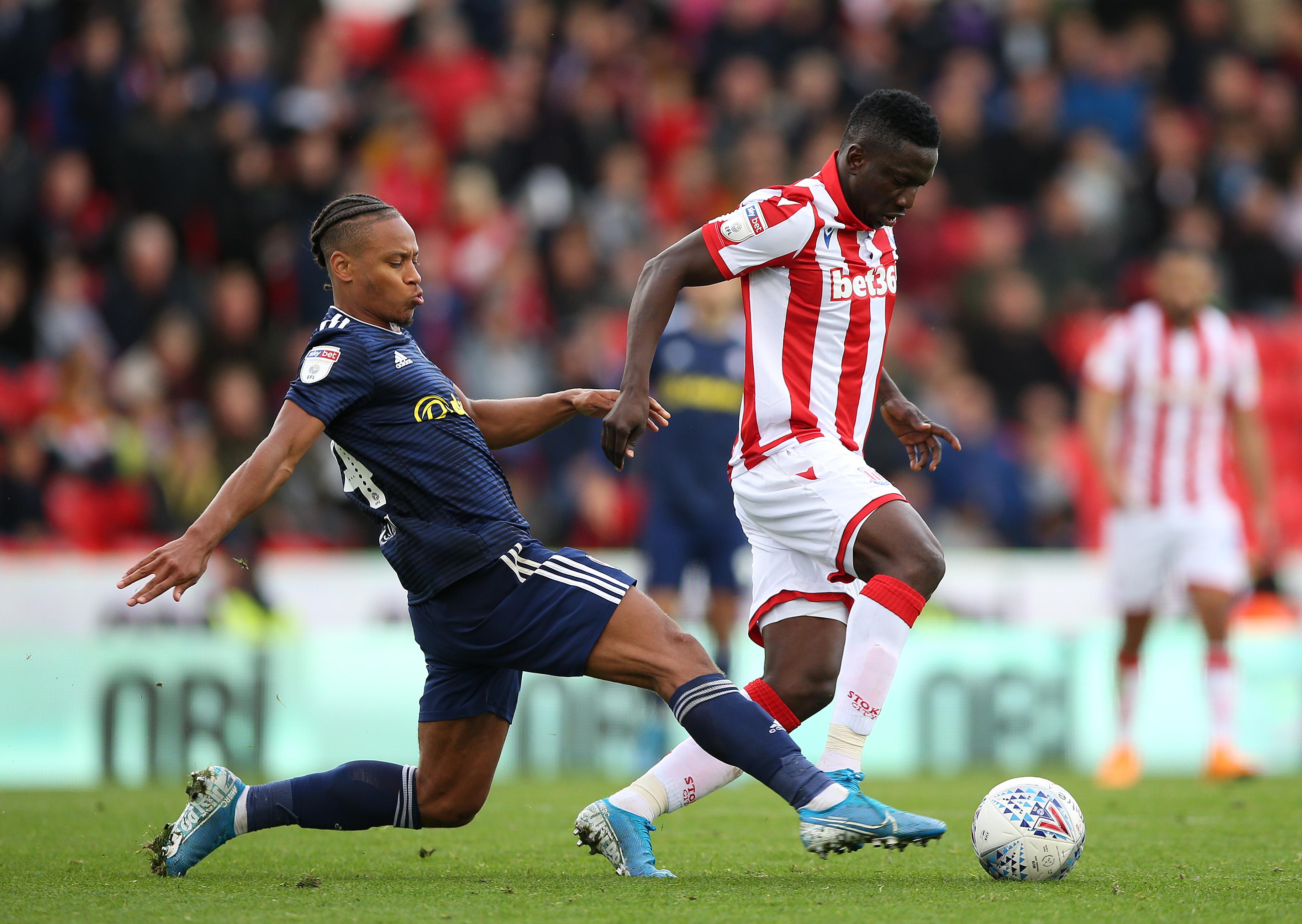 Stoke City v Fulham - Sky Bet Championship - bet365 Stadium