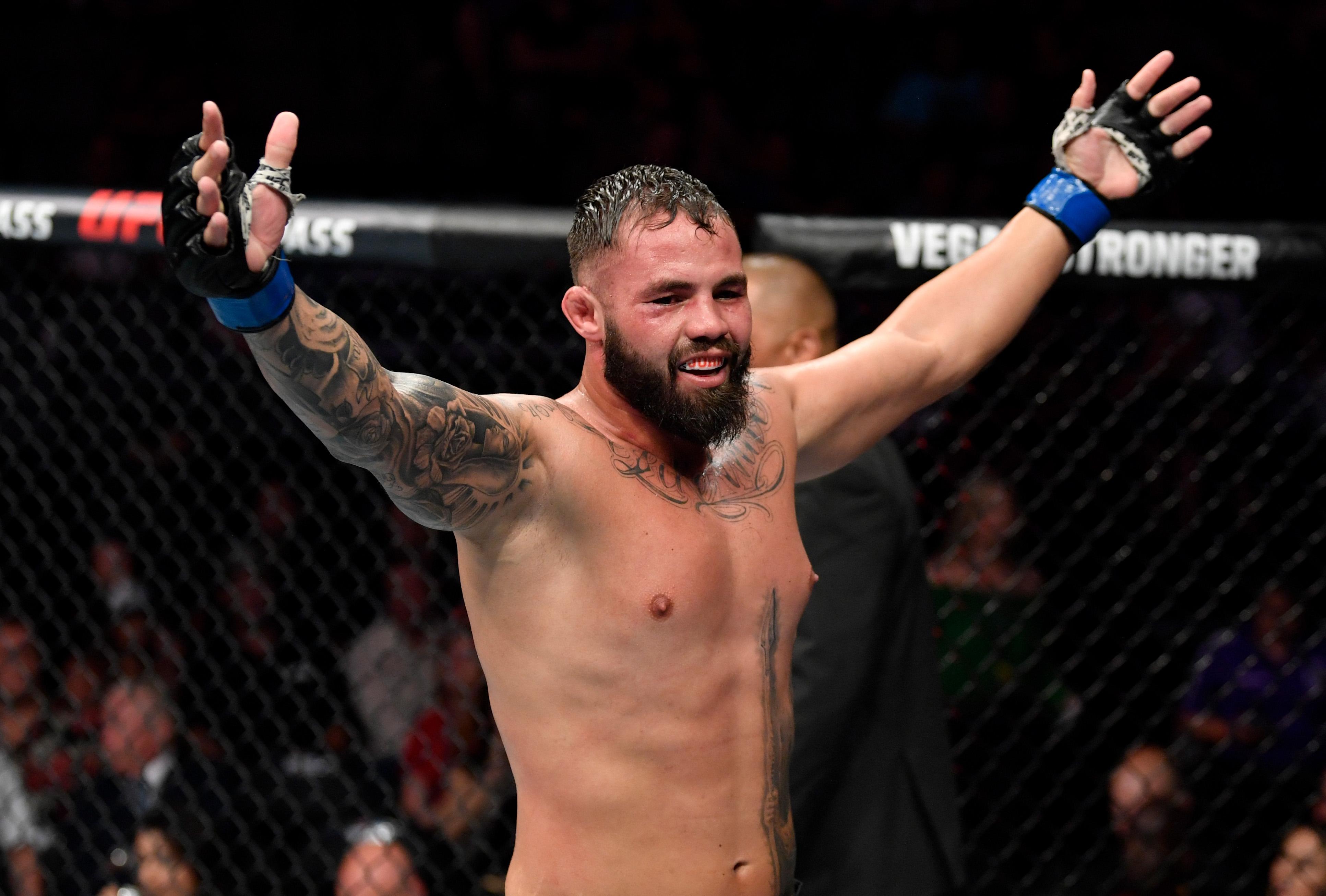 UFC Fight Night: Rodriguez v Allan