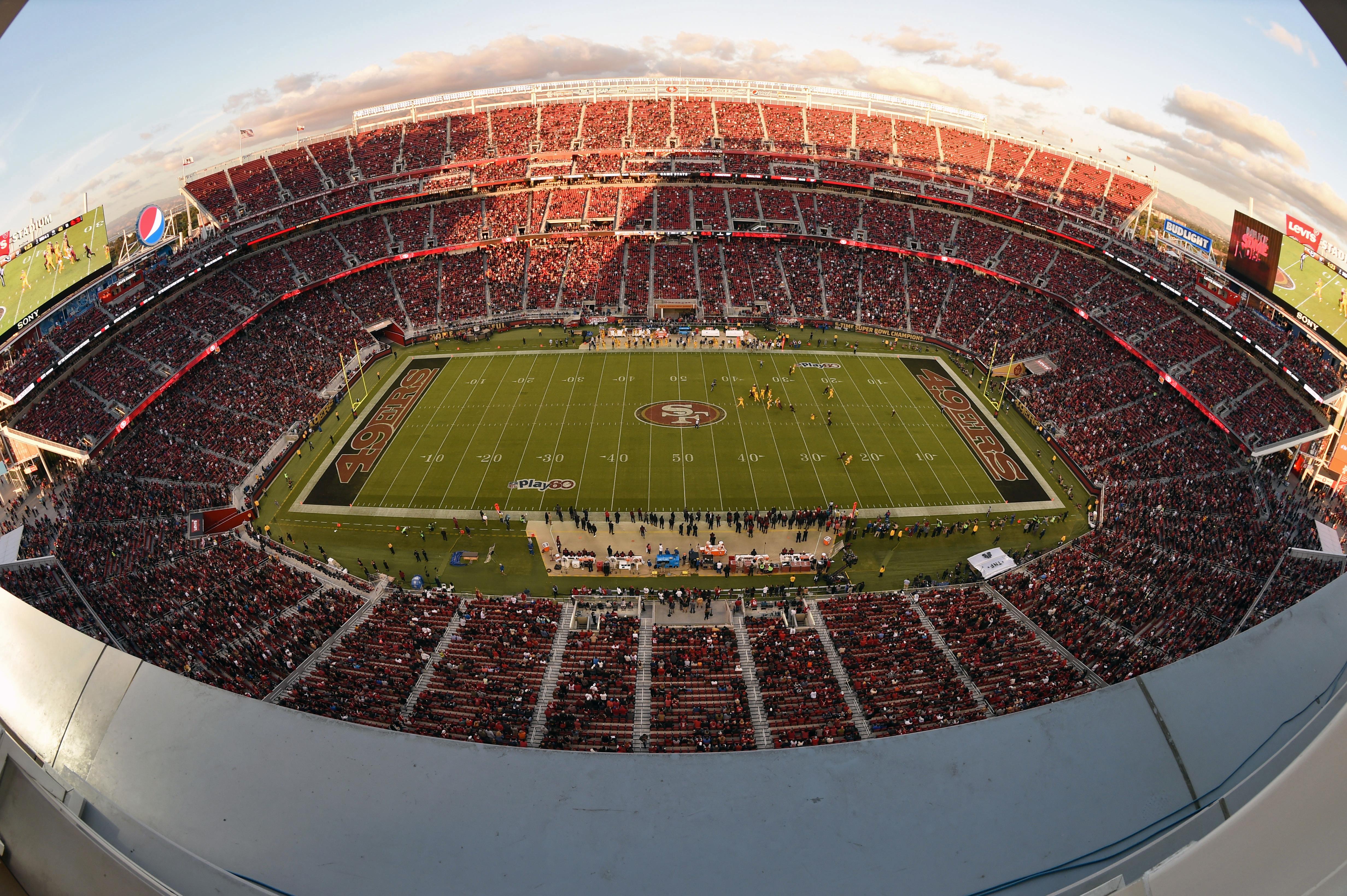 NFL: SEP 21 Rams at 49ers
