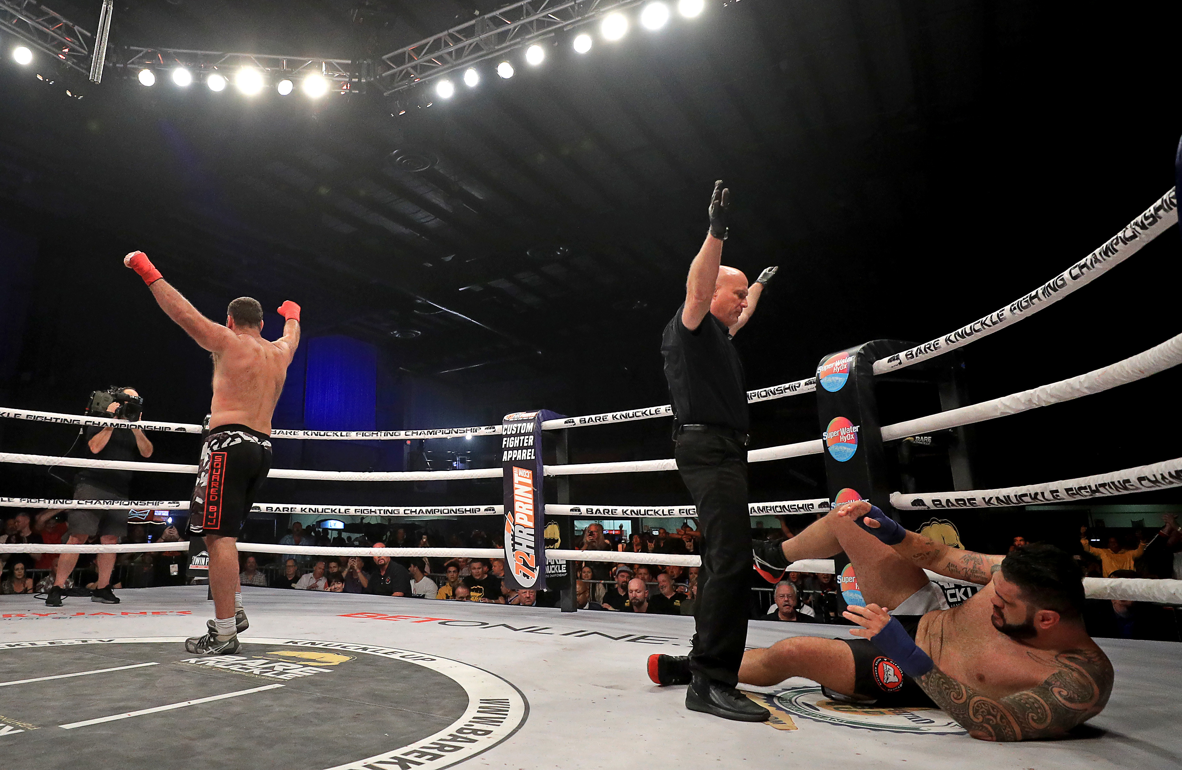 Bare Knuckle Fighting Championship 8