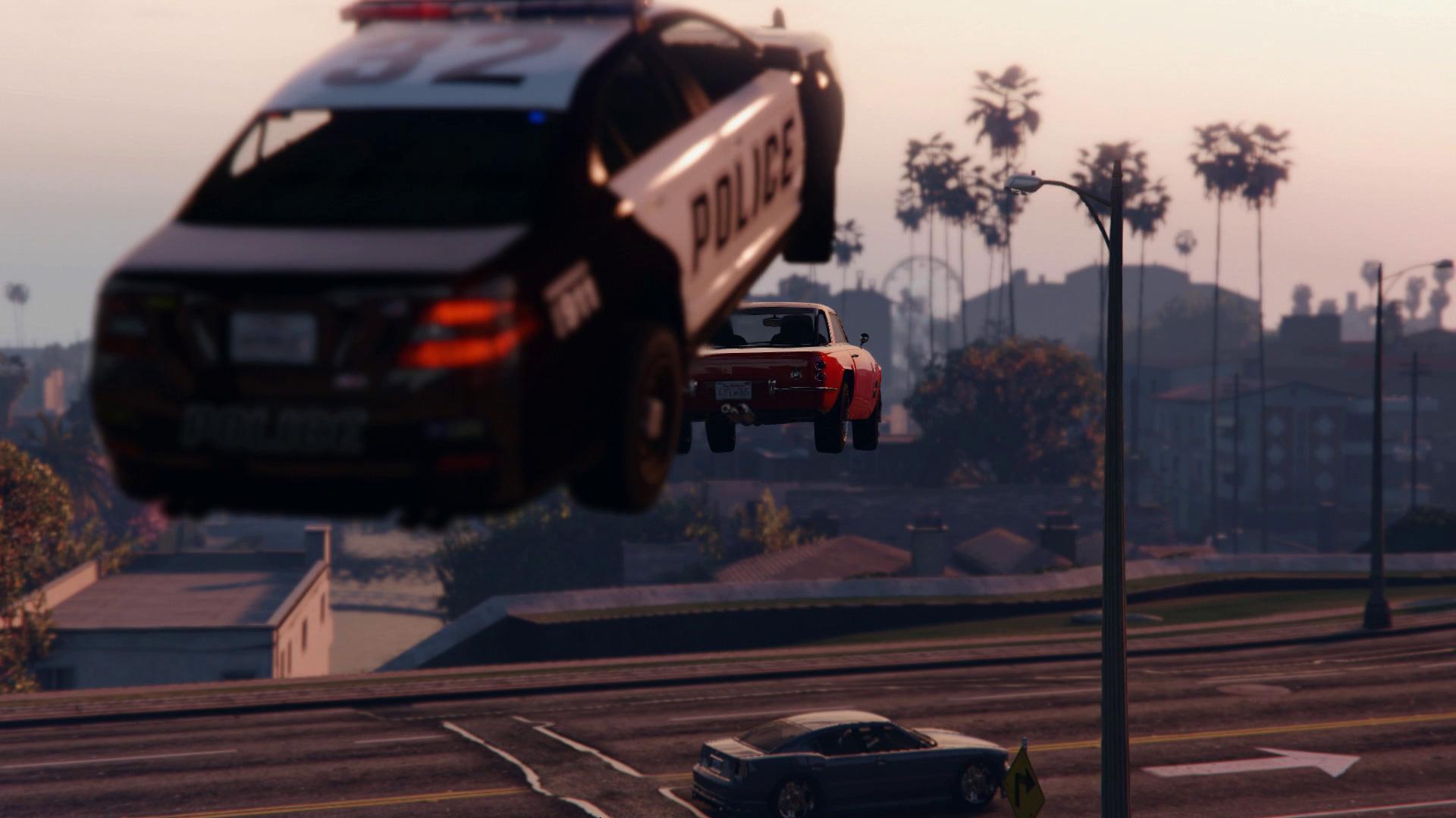 Grand Theft Auto 5 - Rockstar Editors screencap 1920