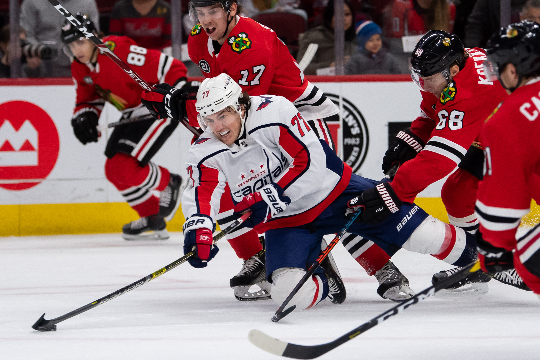 NHL: JAN 20 Capitals at Blackhawks