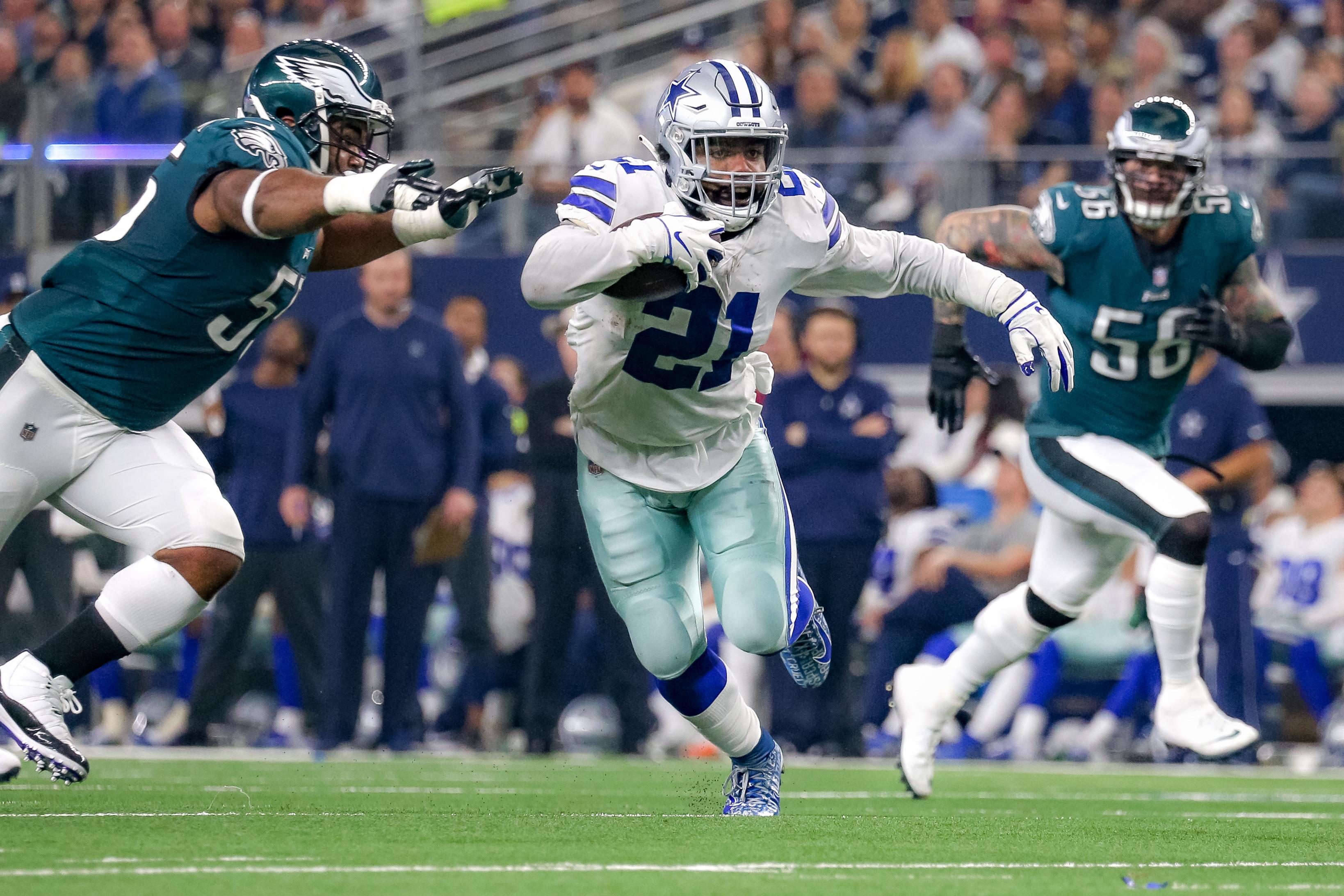 NFL: DEC 09 Eagles at Cowboys