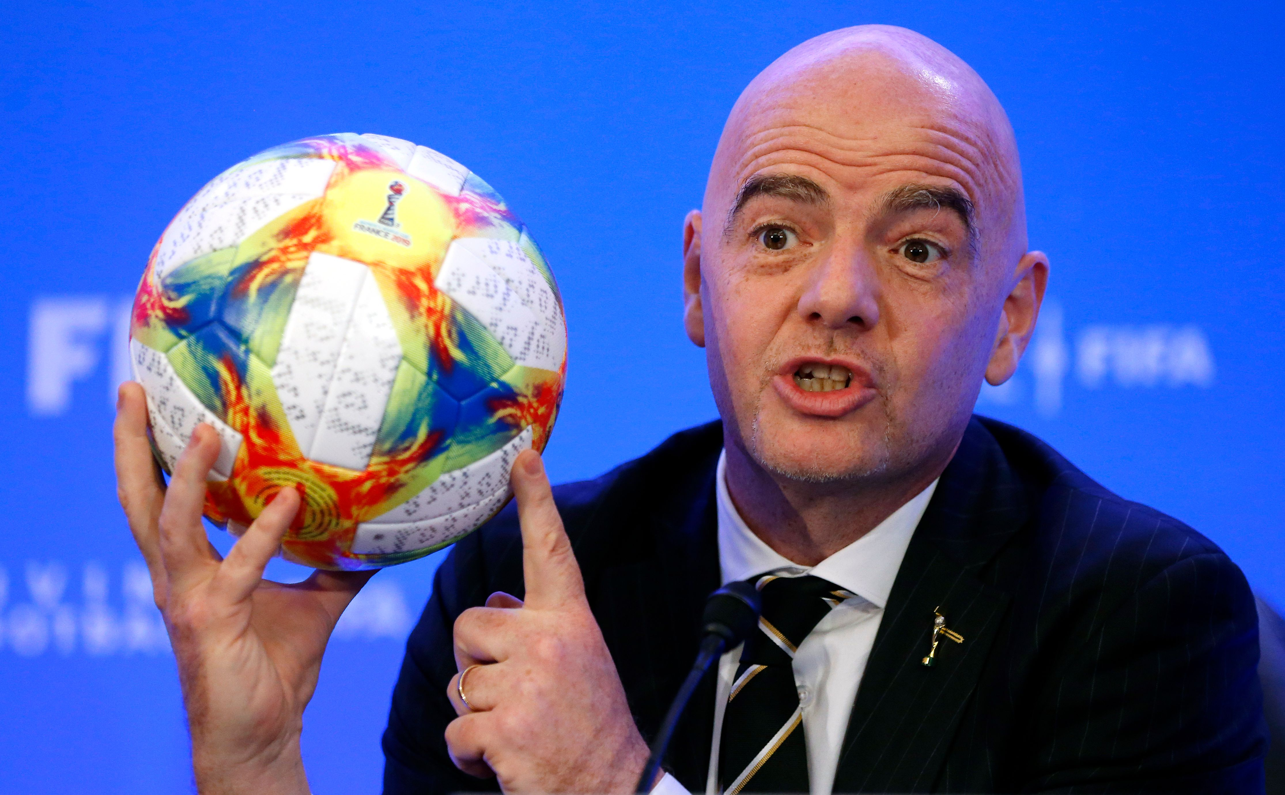 Chelsea among 24 teams expected to compete in new 2021 FIFA Club World Cup in China