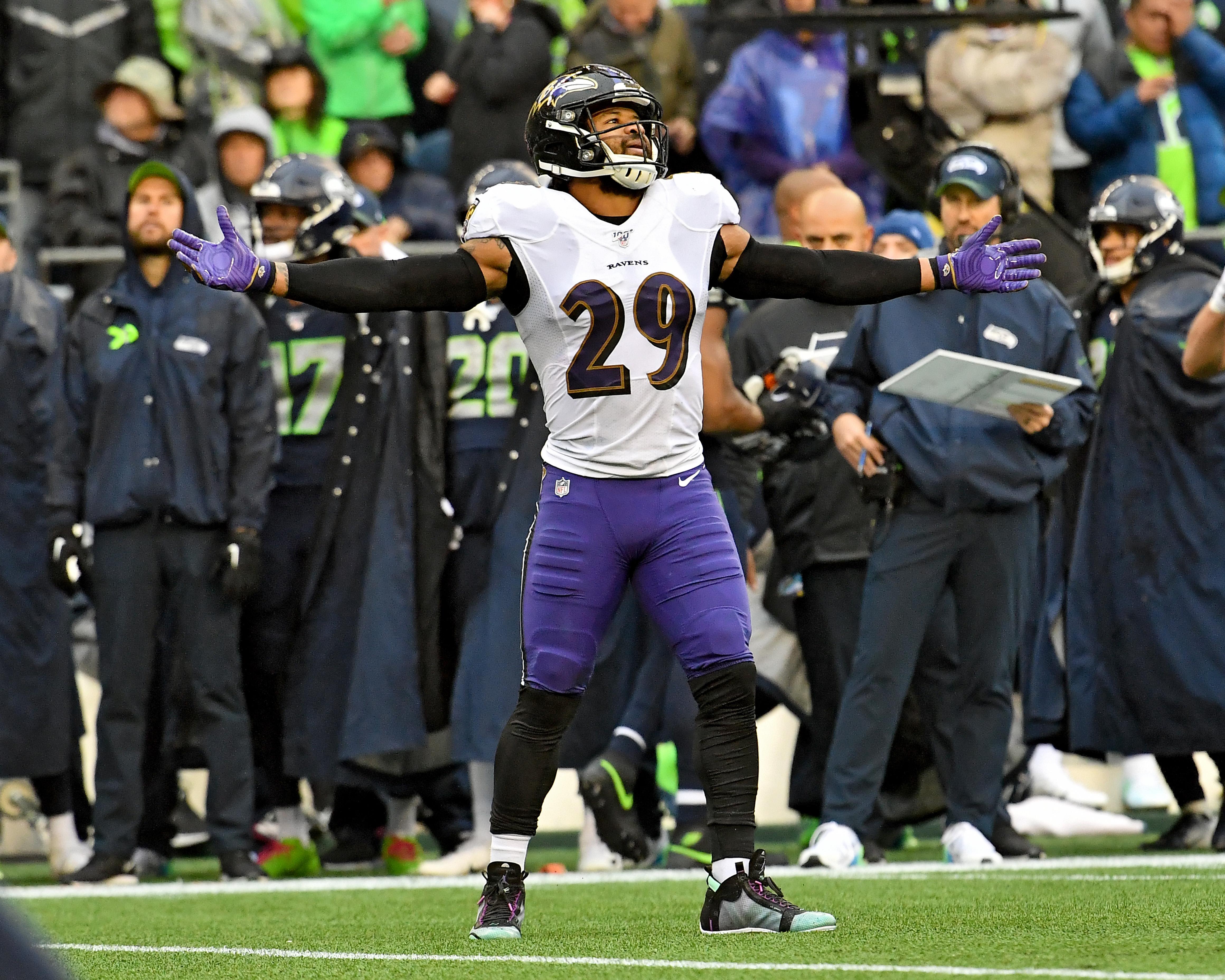 Baltimore Ravens vSeattle Seahawks