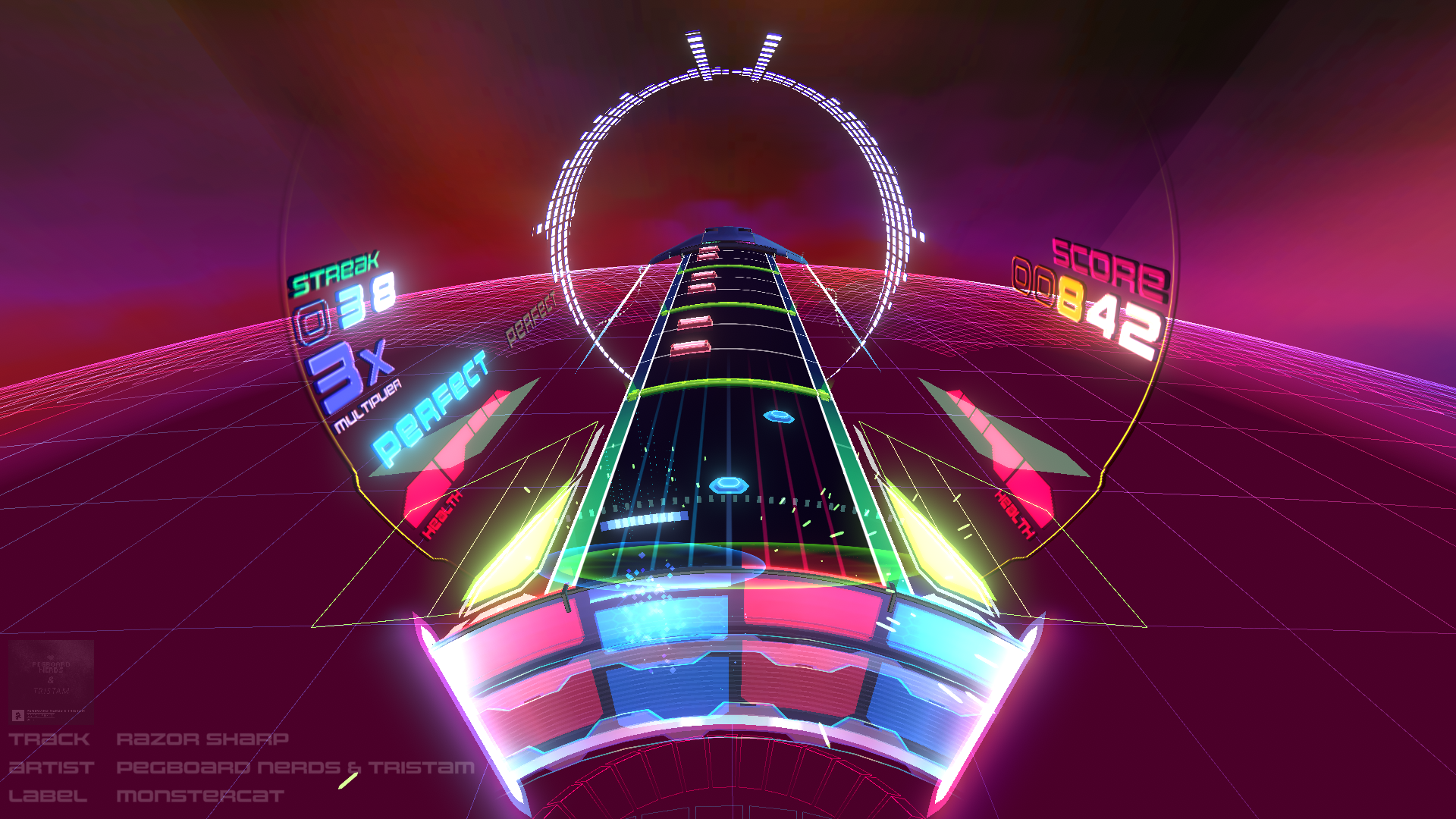 Spin Rhythm XD review: the new wave