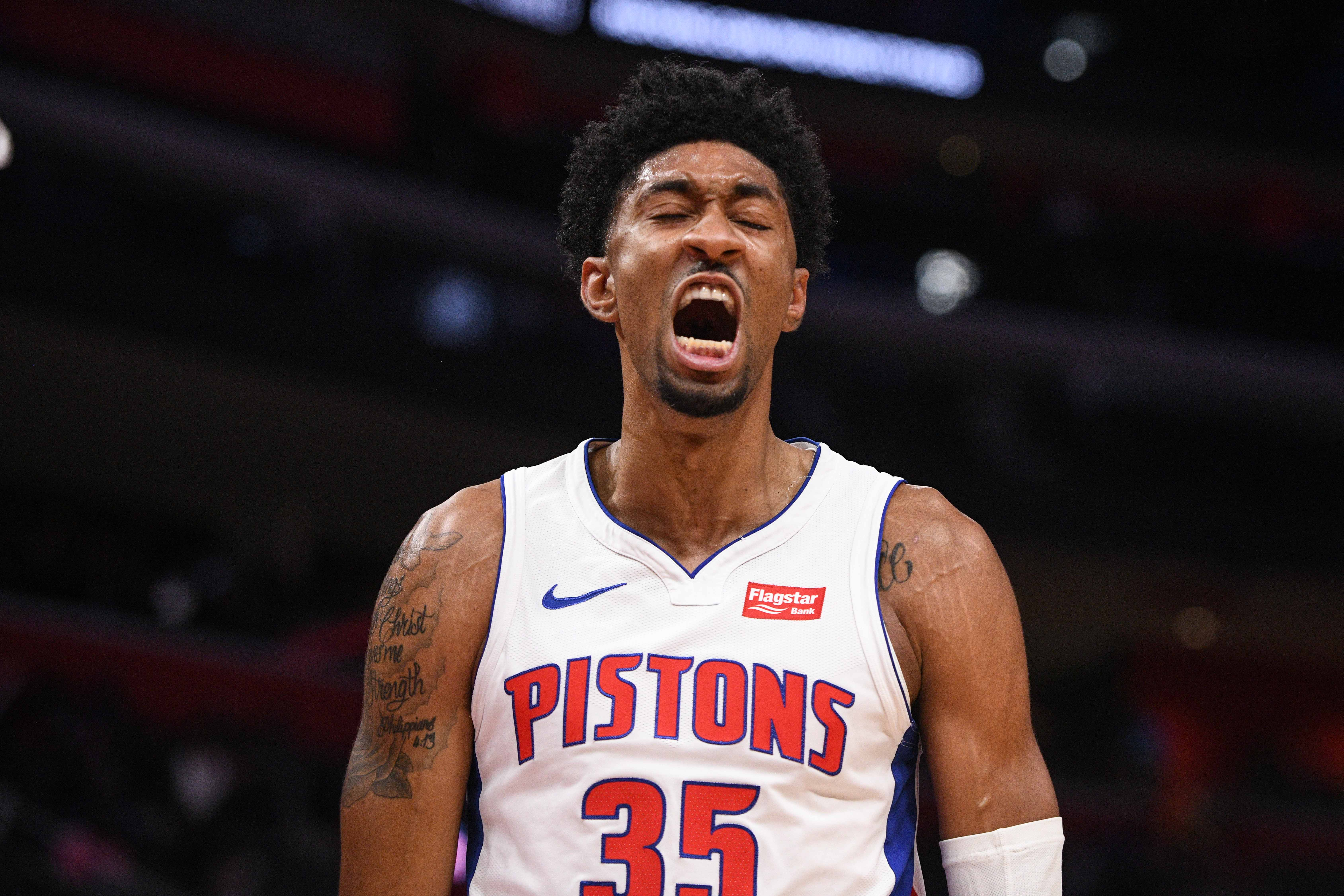 NBA: Preseason-Orlando Magic at Detroit Pistons