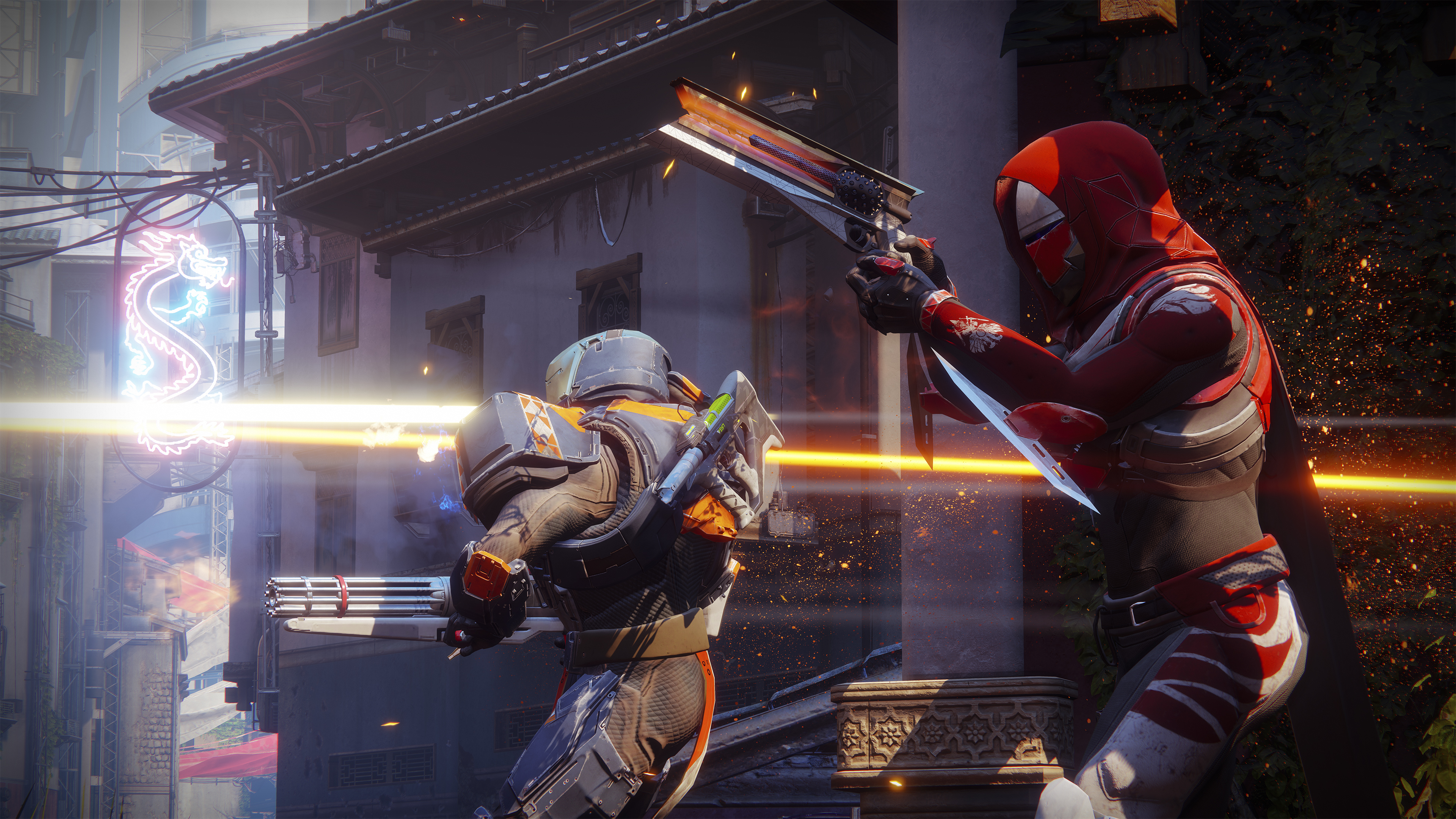 Bungie previews upcoming Destiny 2 nerfs to Striker and Dawnblade Supers