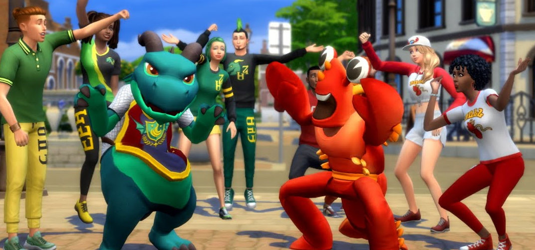 Sims 4 expansion will send sims back to college