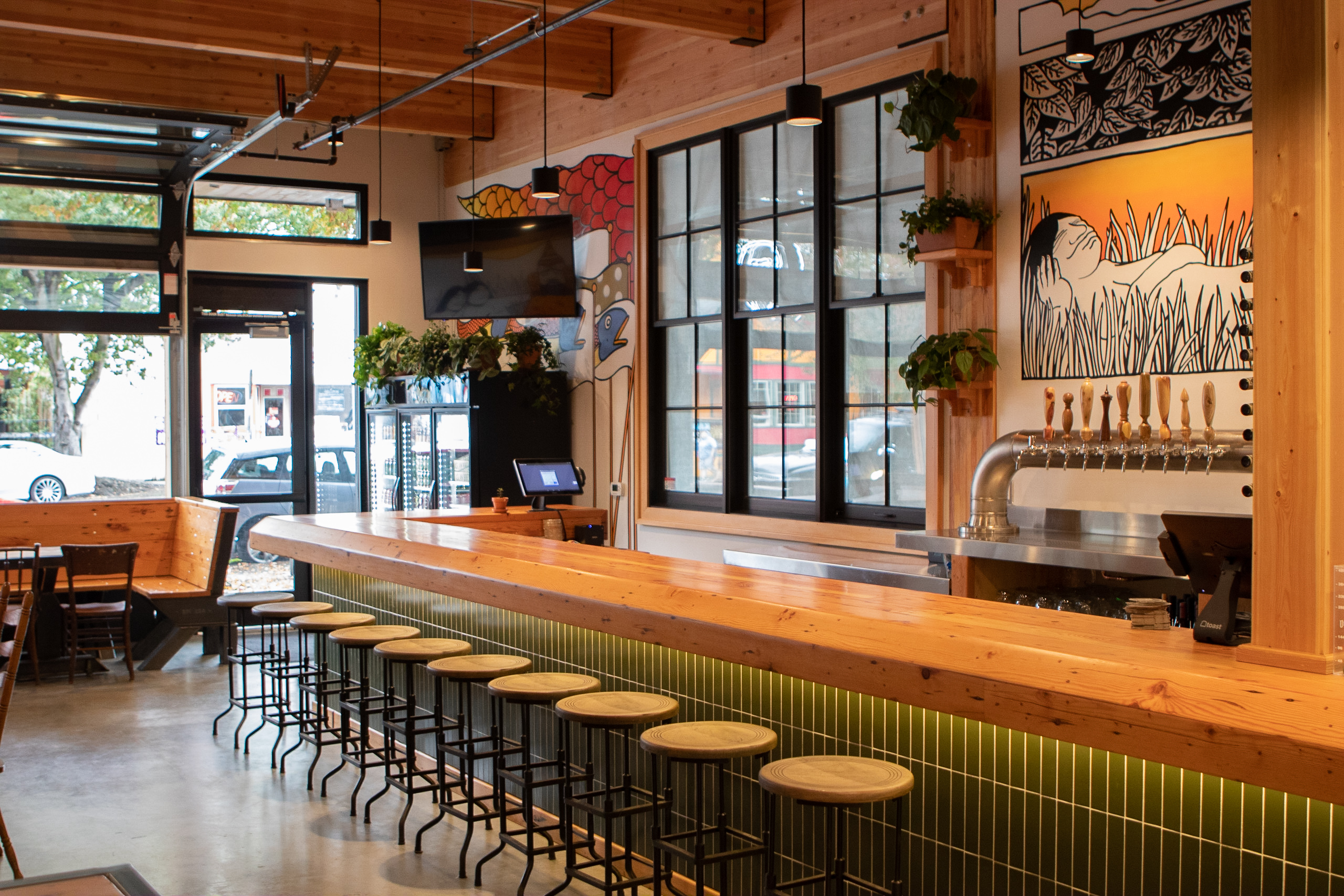 One of Washington's Best Brewers Just Opened a New Fremont Taproom