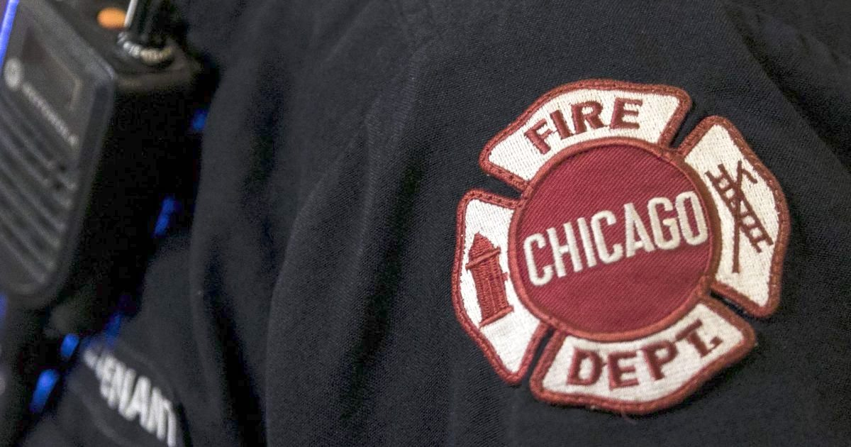 """There was """"no threat"""" to the public Oct. 21, 2019, after a bag combusted at Midway International Airport when it was run over by a luggage vehicle."""