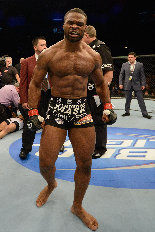 UFC 156: Hieron v Woodley