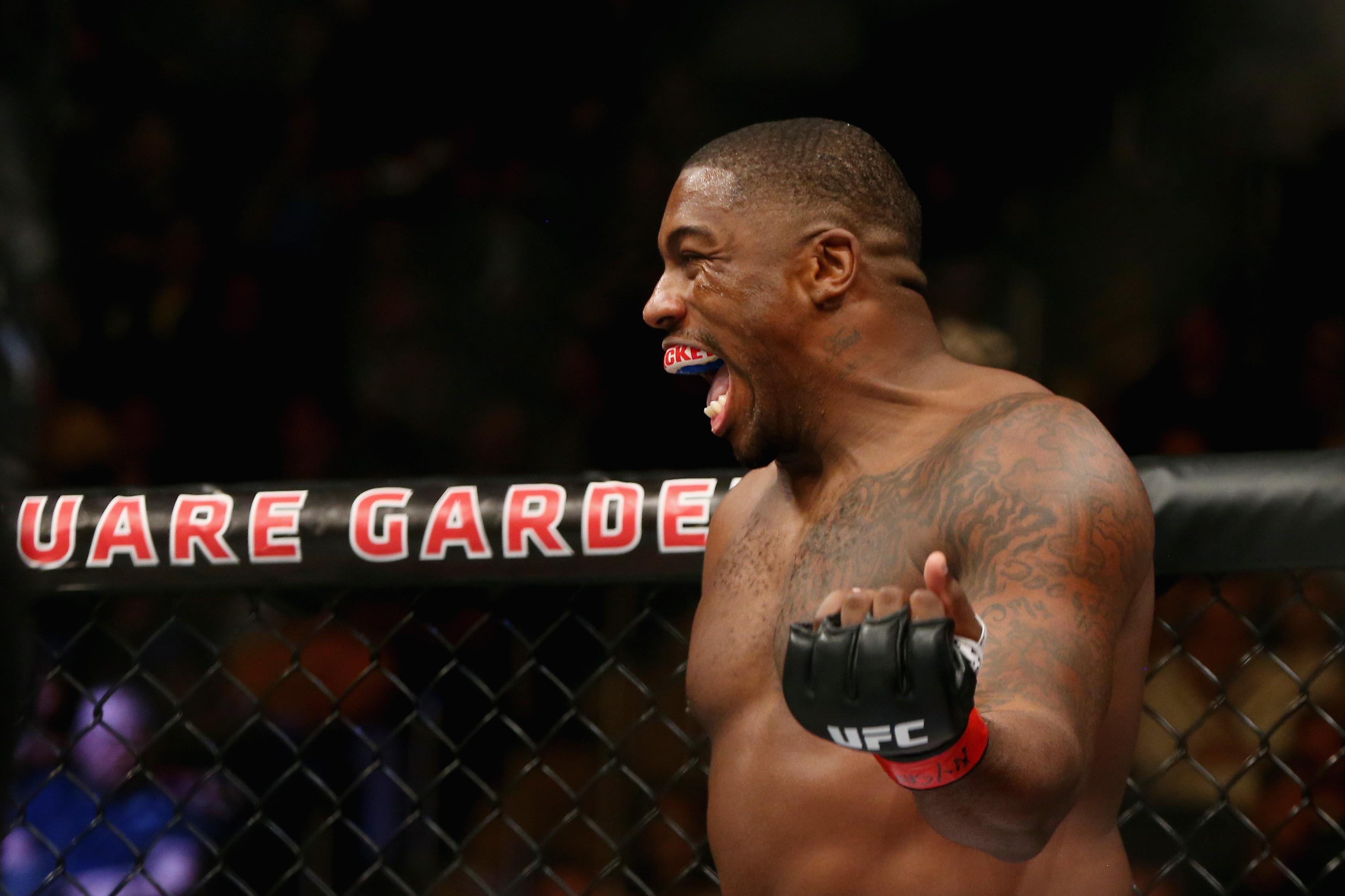 UFC 217: Harris v Godbeer