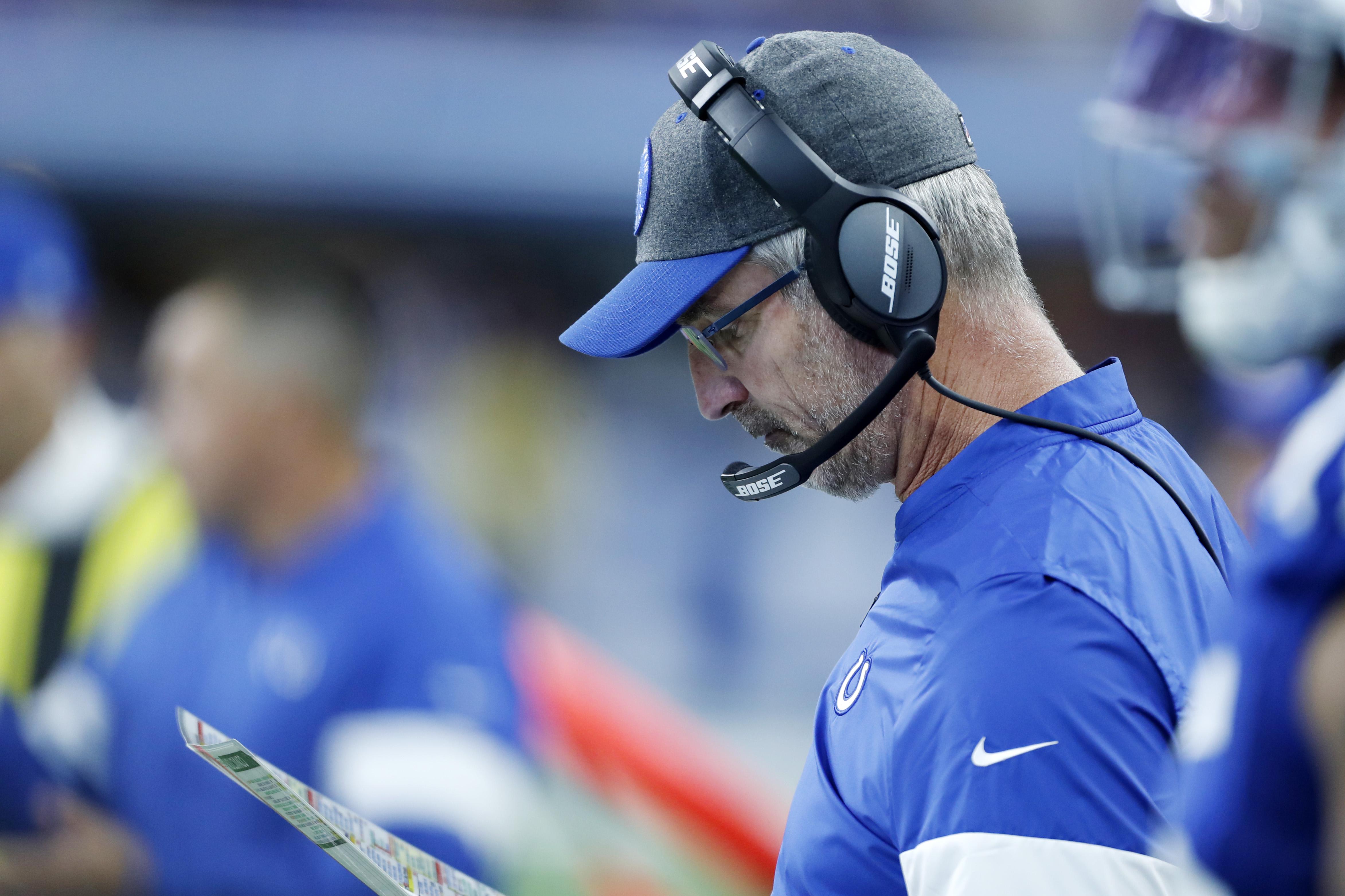 NFL: Oakland Raiders at Indianapolis Colts