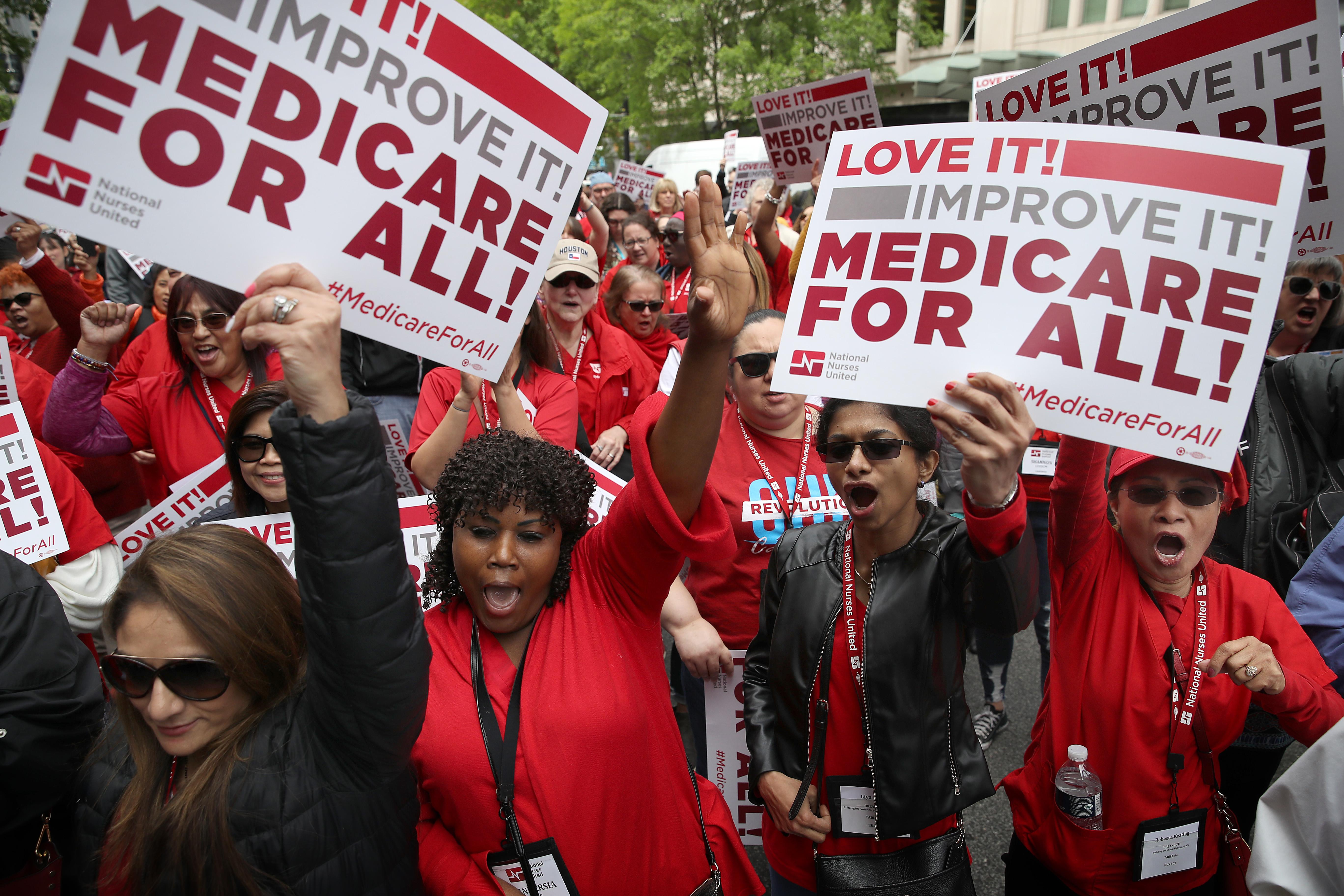 We deserve a better Medicare-for-all debate