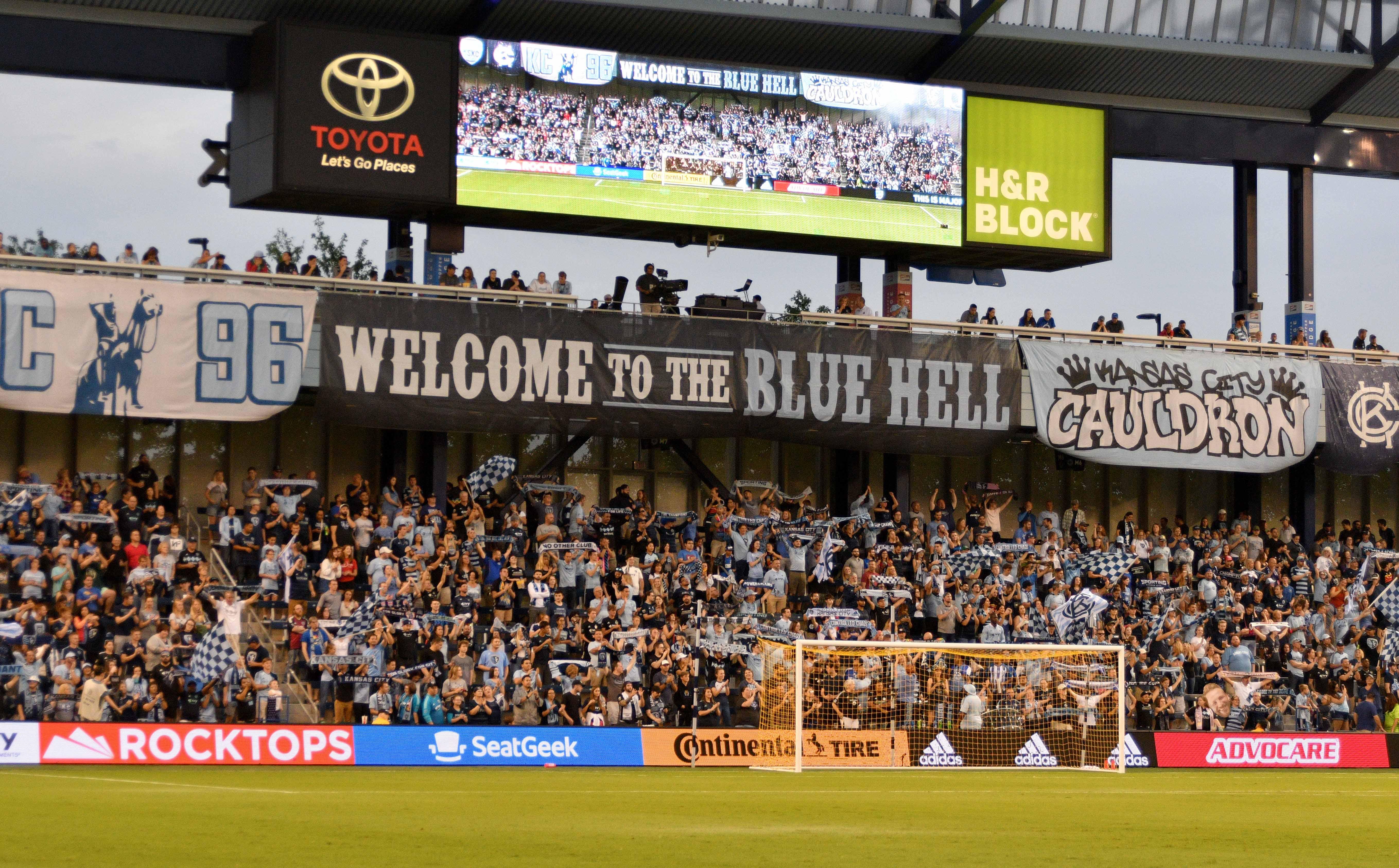 MLS: Houston Dynamo at Sporting Kansas City