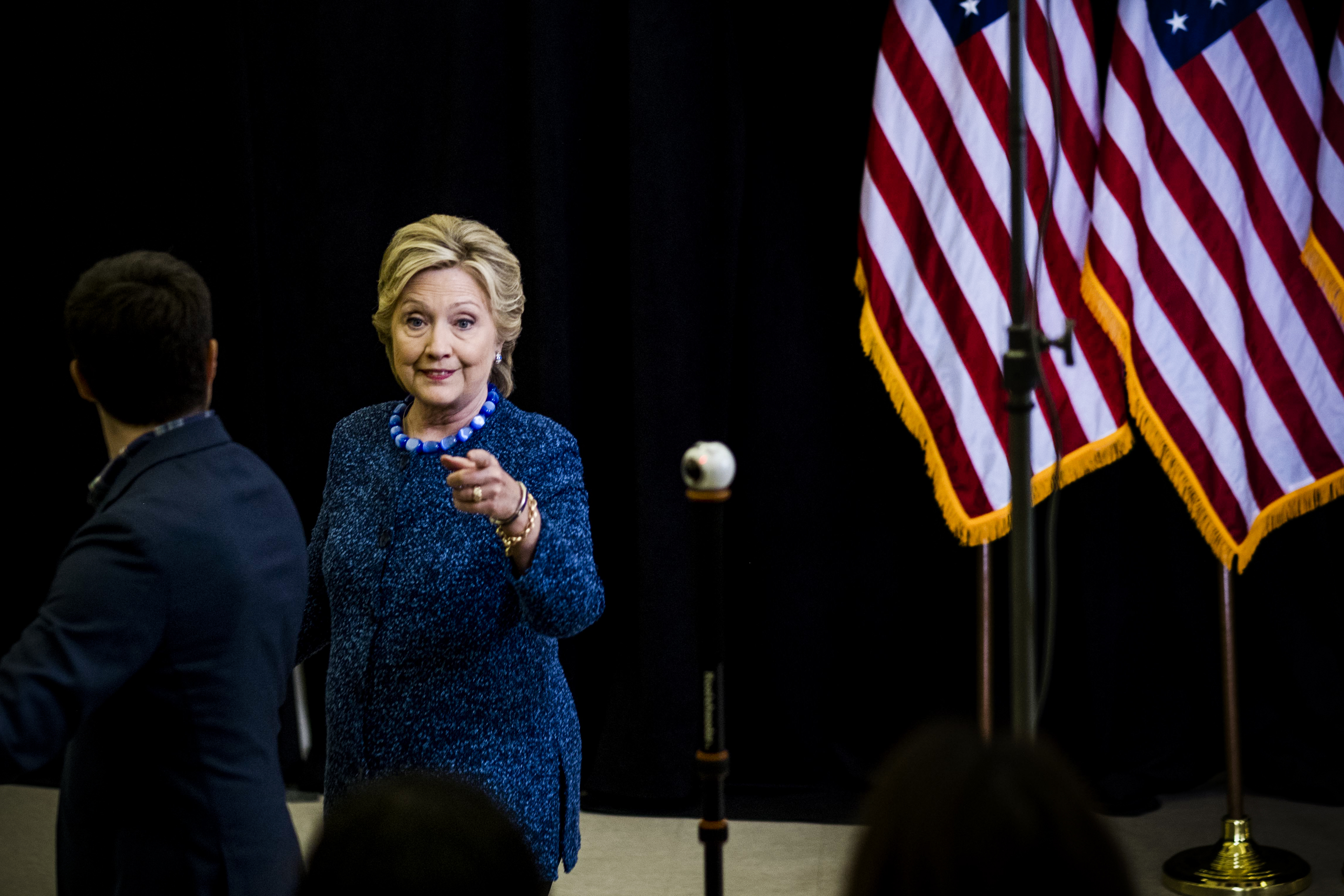 The embarrassing epilogue to the media's obsession with Hillary Clinton's emails