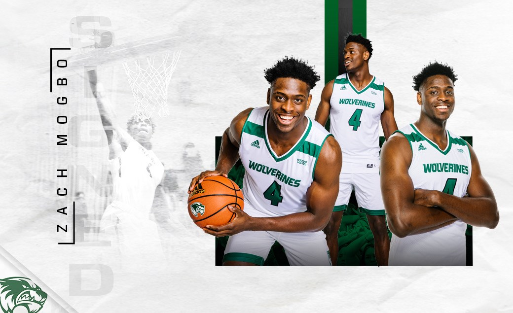 Utah Valley University basketball recruit Zachary Mogbo, 20, was arrested Saturday, Oct. 19, 2019, for investigation of forcible sex abuse and assault at an Orem party.