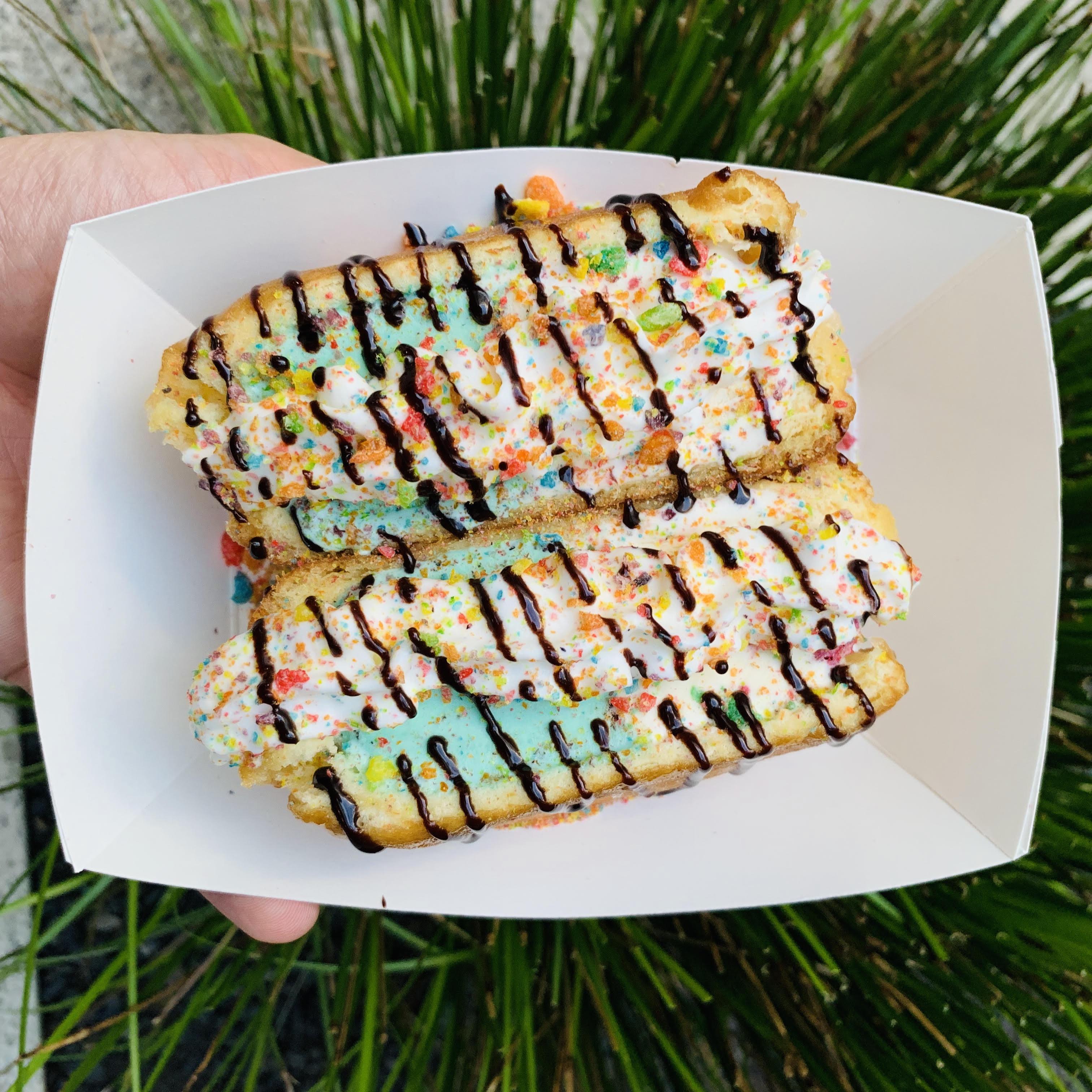 Milkbomb Is Now Dropping Ice Cream-Stuffed Doughnuts in Downtown Berkeley