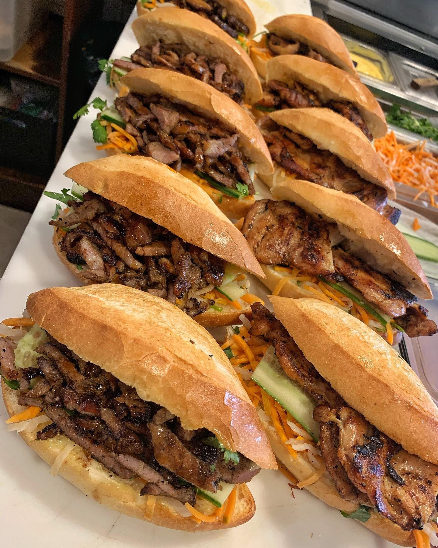 Rosemont's Best Sandwich Shop Just Started Grilling on the Plateau