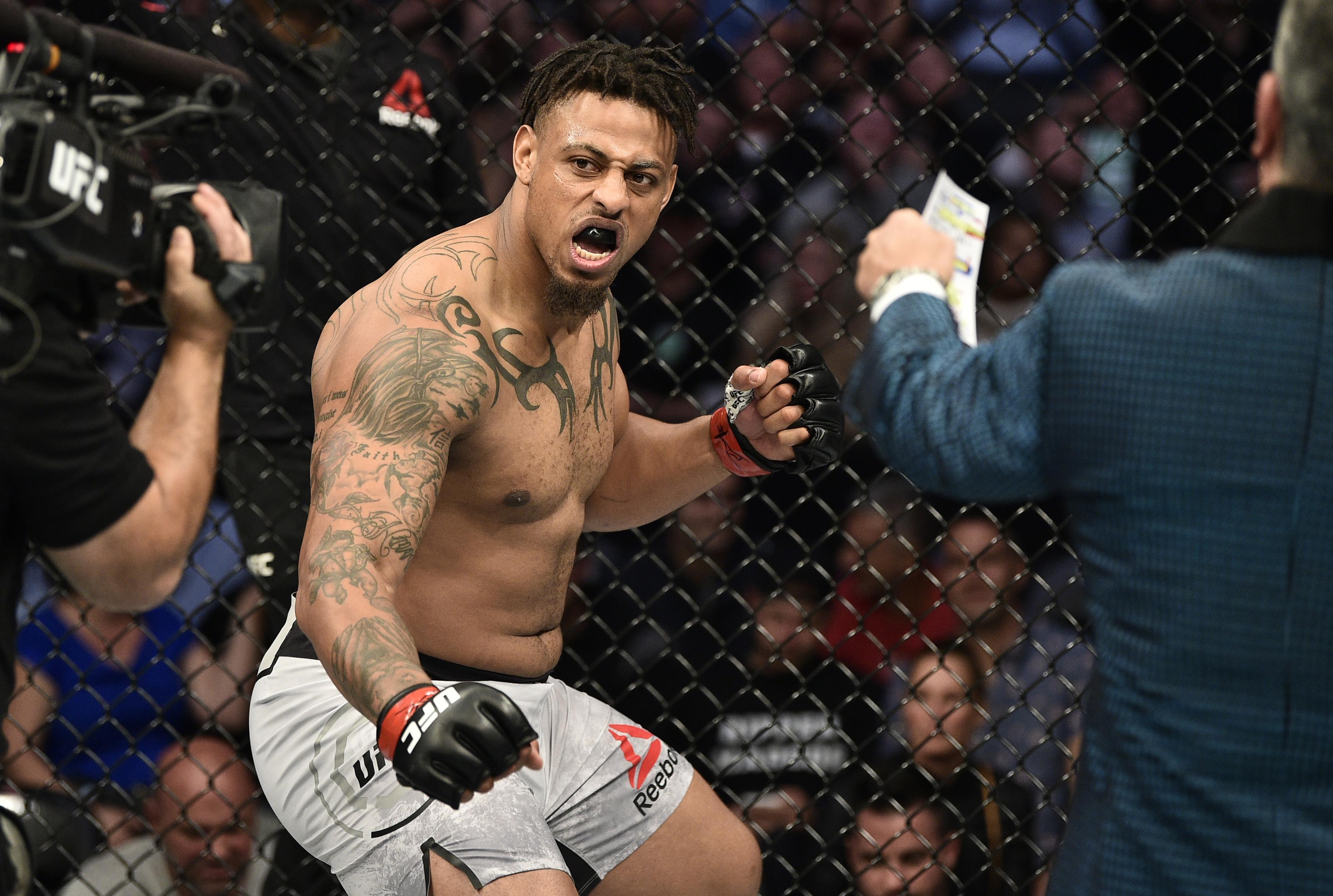 UFC Fight Night: Hardy v Sosoli