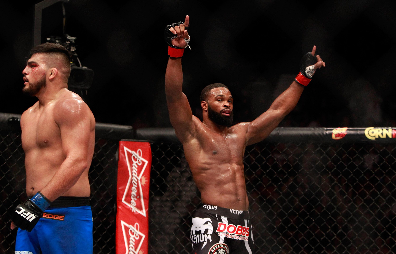 UFC 183: Woodley v Gastelum