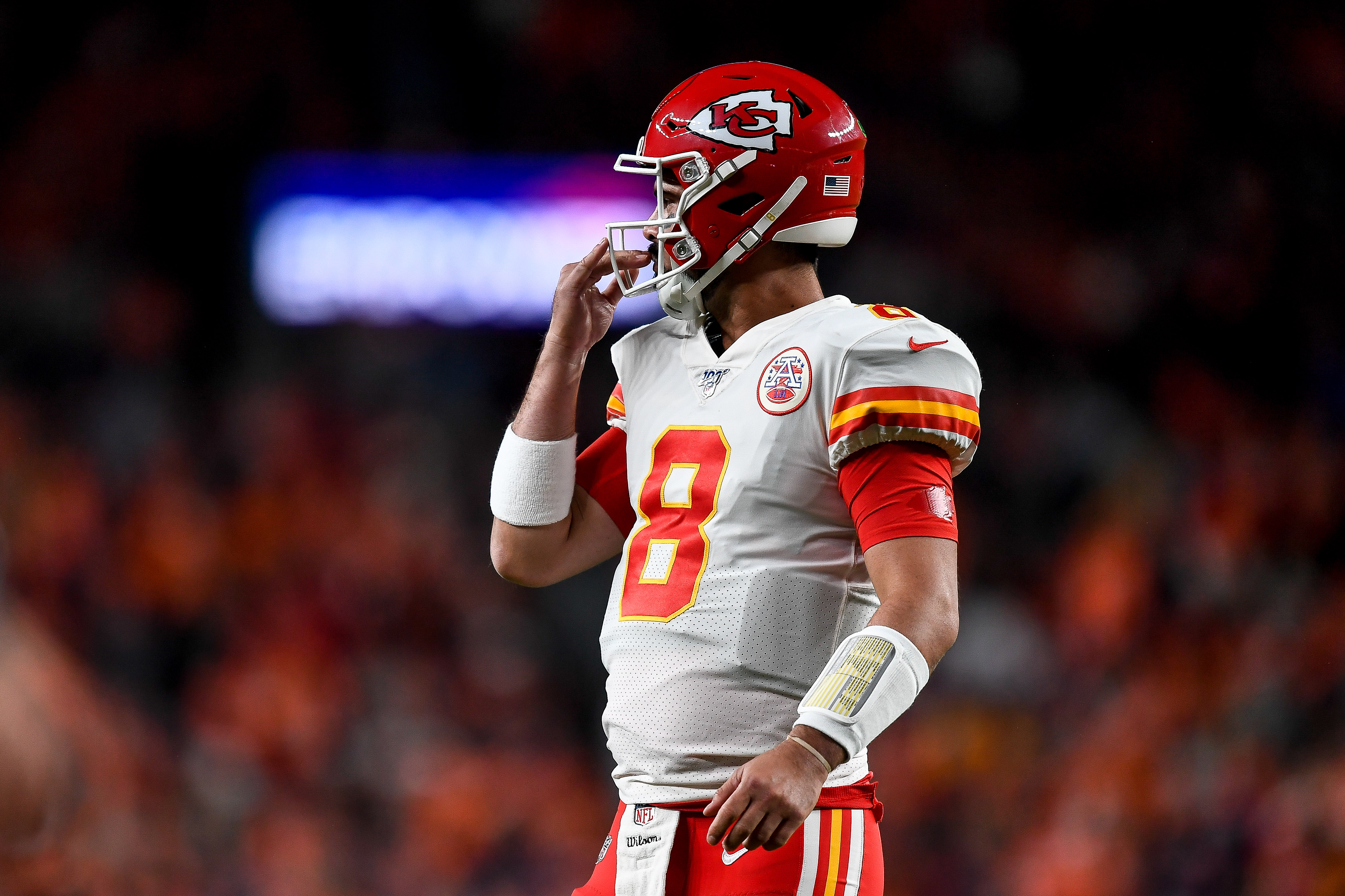 NFL picks 2019, Week 8: The Chiefs' first test without Patrick Mahomes is Green Bay, no big deal