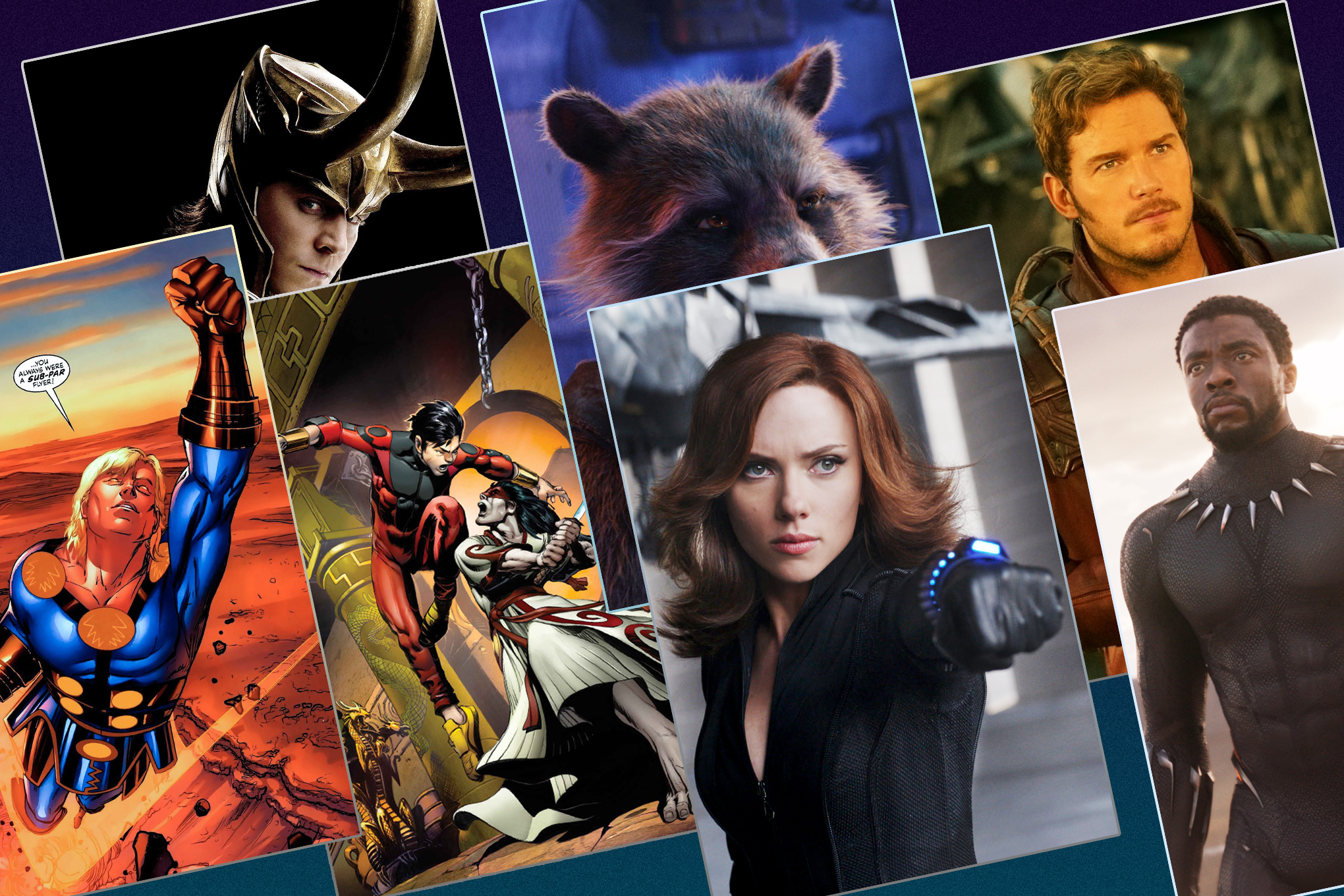Every upcoming Marvel movie and show set for Phase 4 and beyond