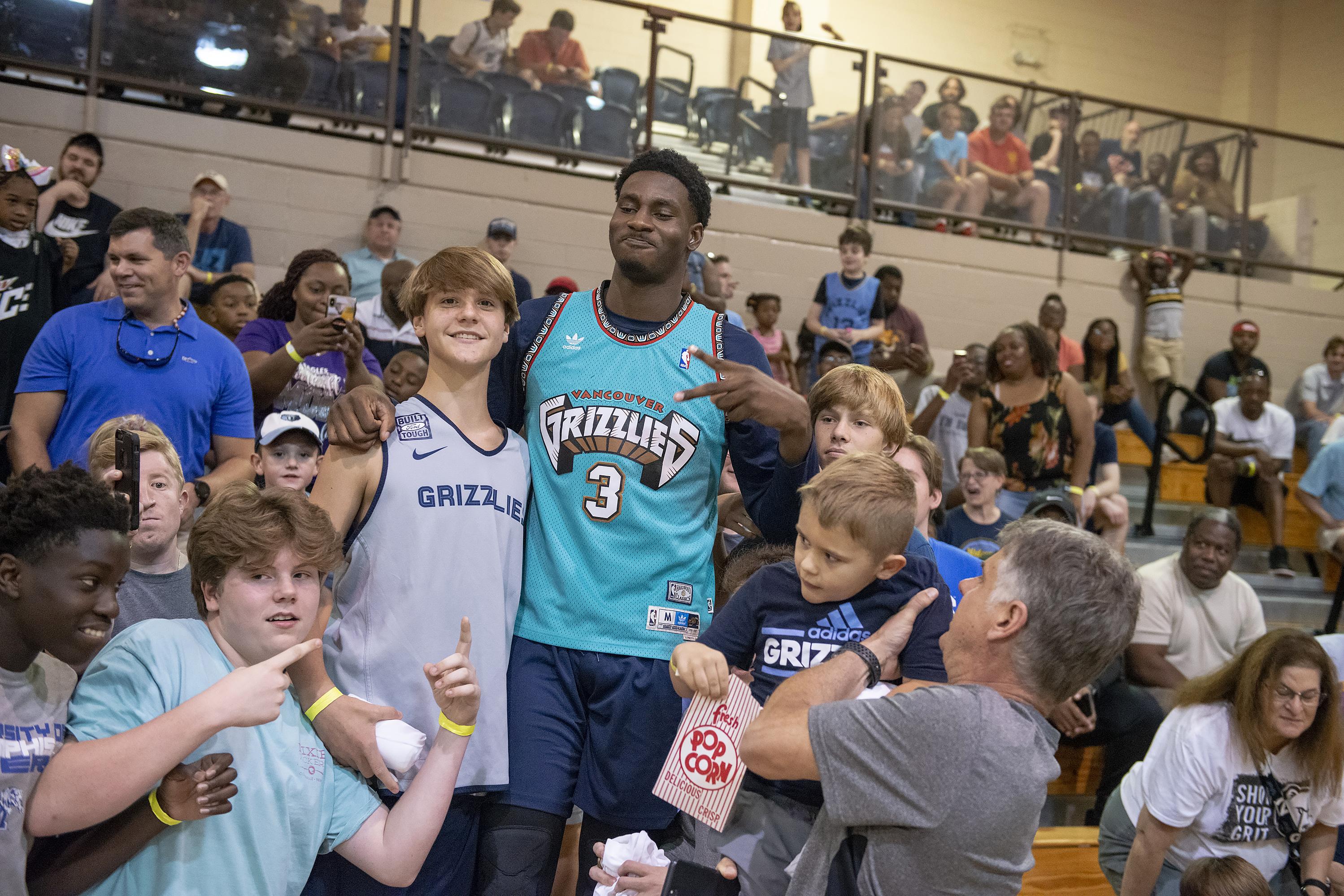Memphis Grizzlies Open Practice