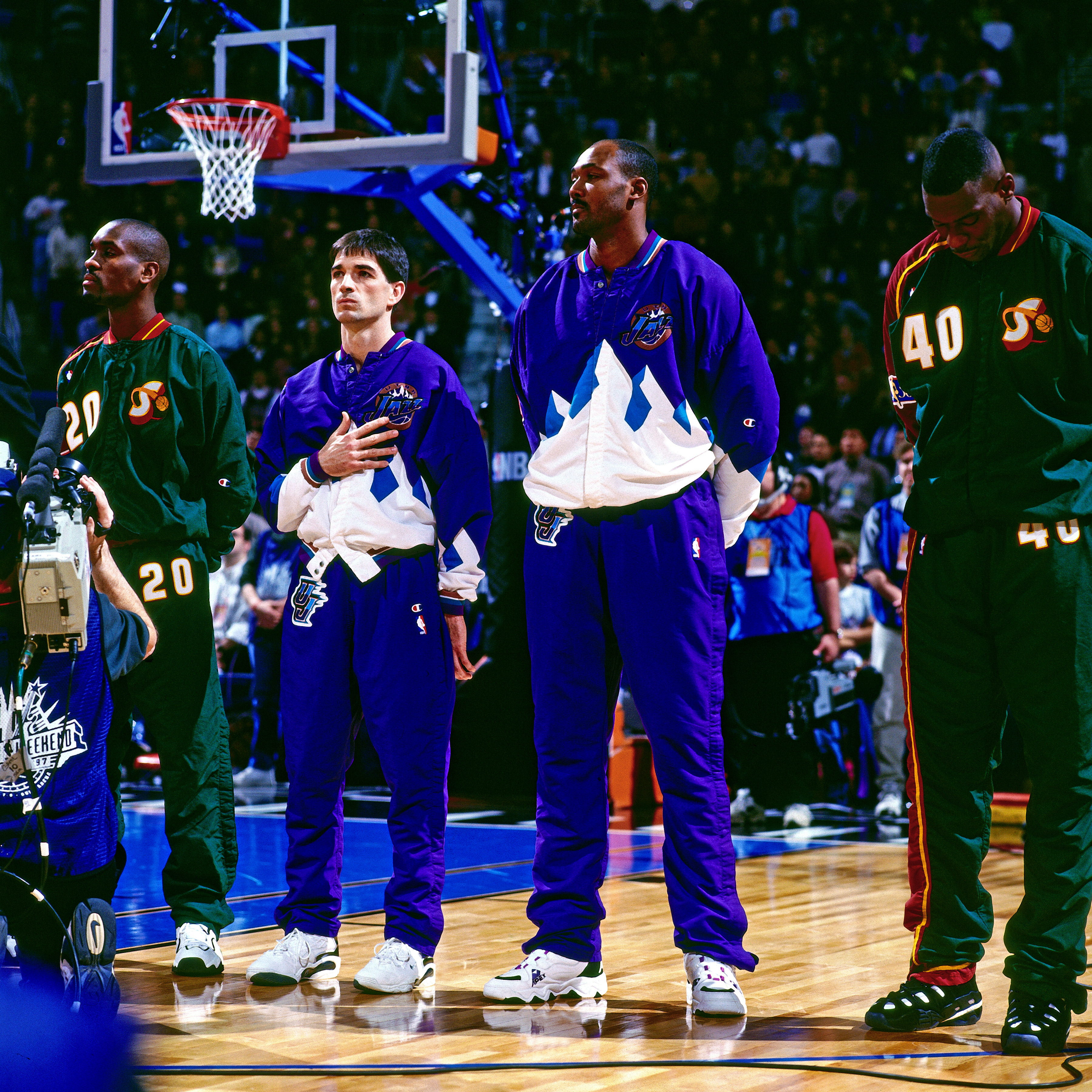 1997 NBA All-Star Game
