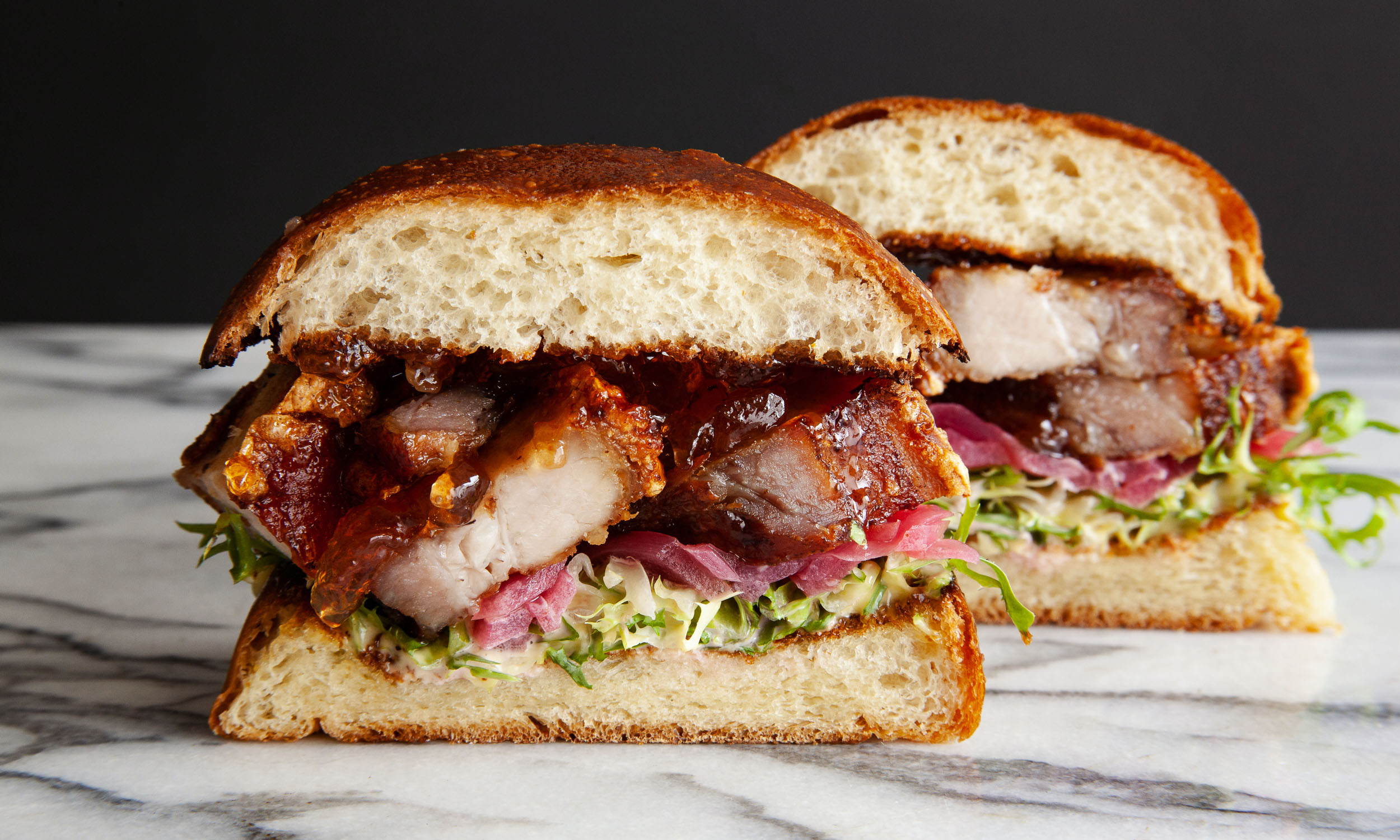 New Food Truck Slings Fancy Pork Belly and Cod Sandwiches Around Town