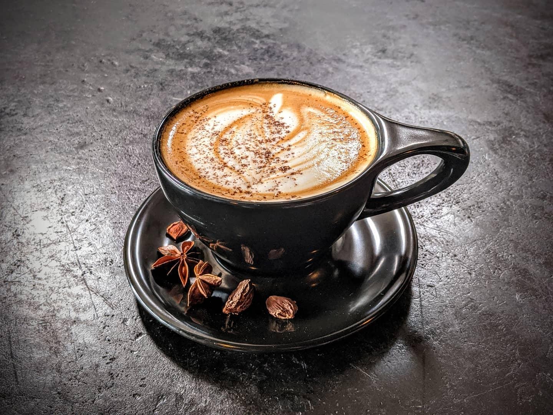 The pumpkin spice latte from Spokesman