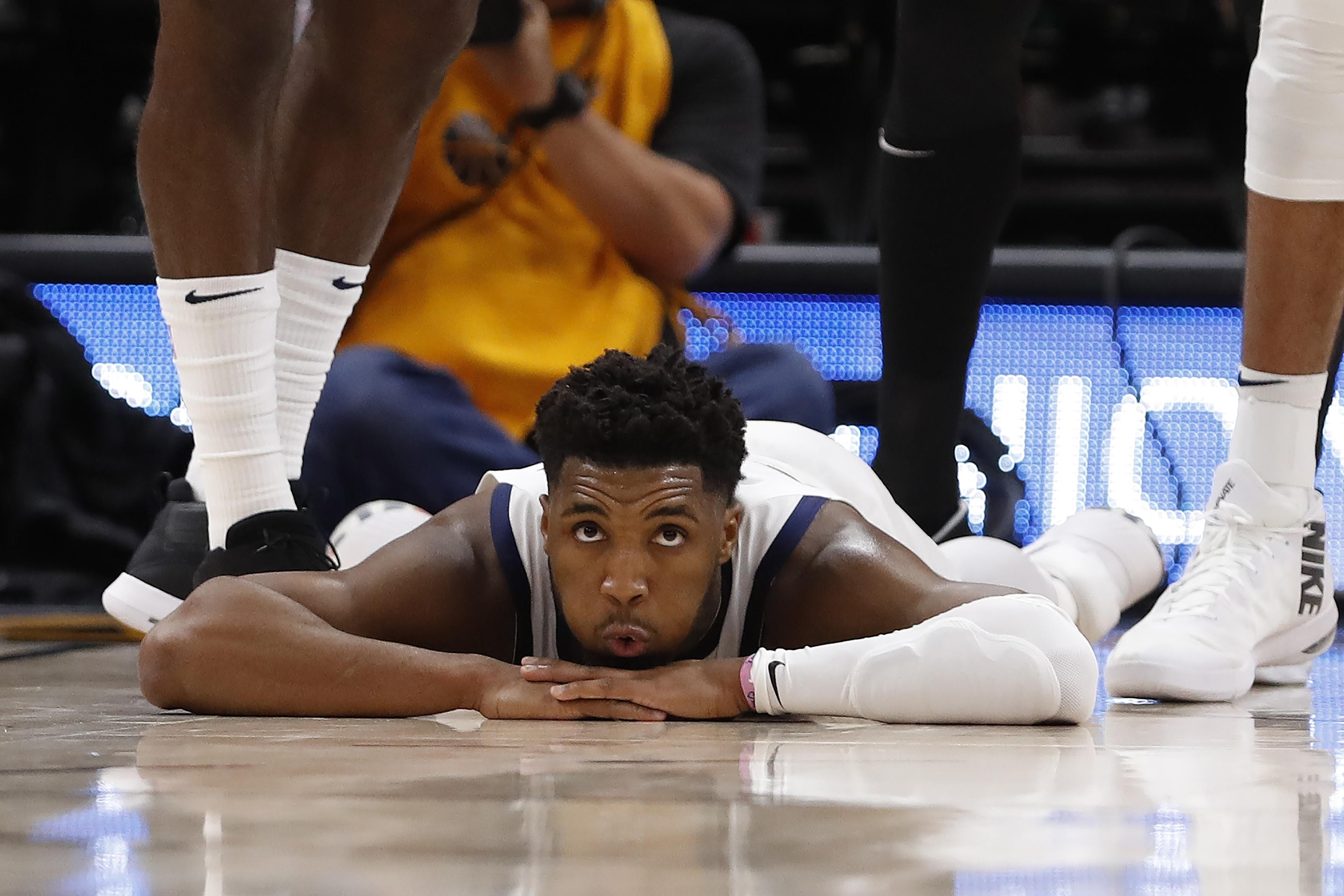 NBA: Preseason-Portland Trail Blazers at Utah Jazz