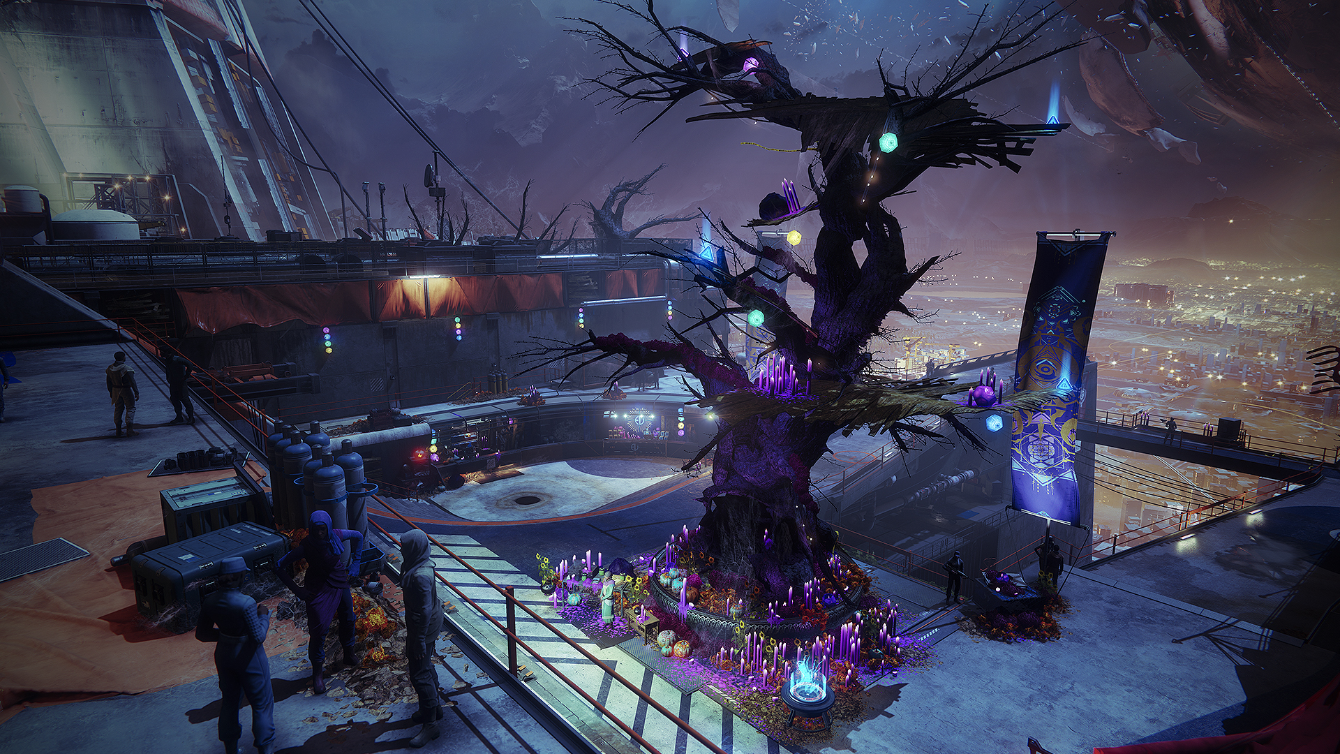 Destiny 2's Halloween event has spooky masks and a haunted gauntlet