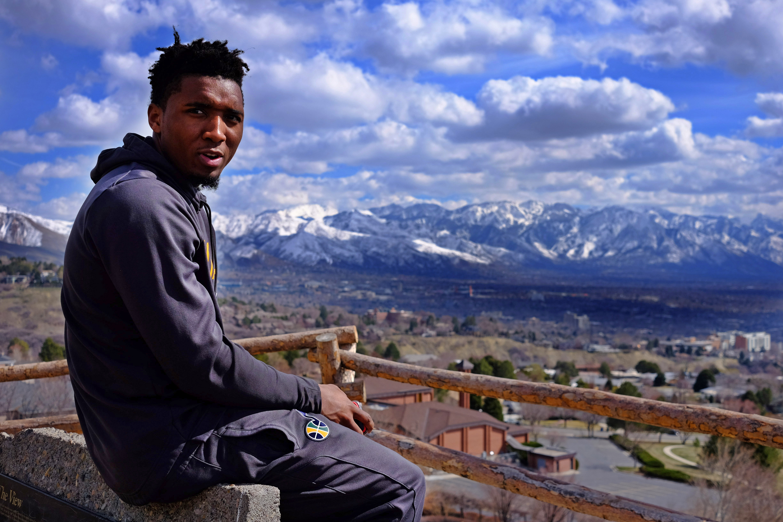 Utah Jazz NBAE Interview