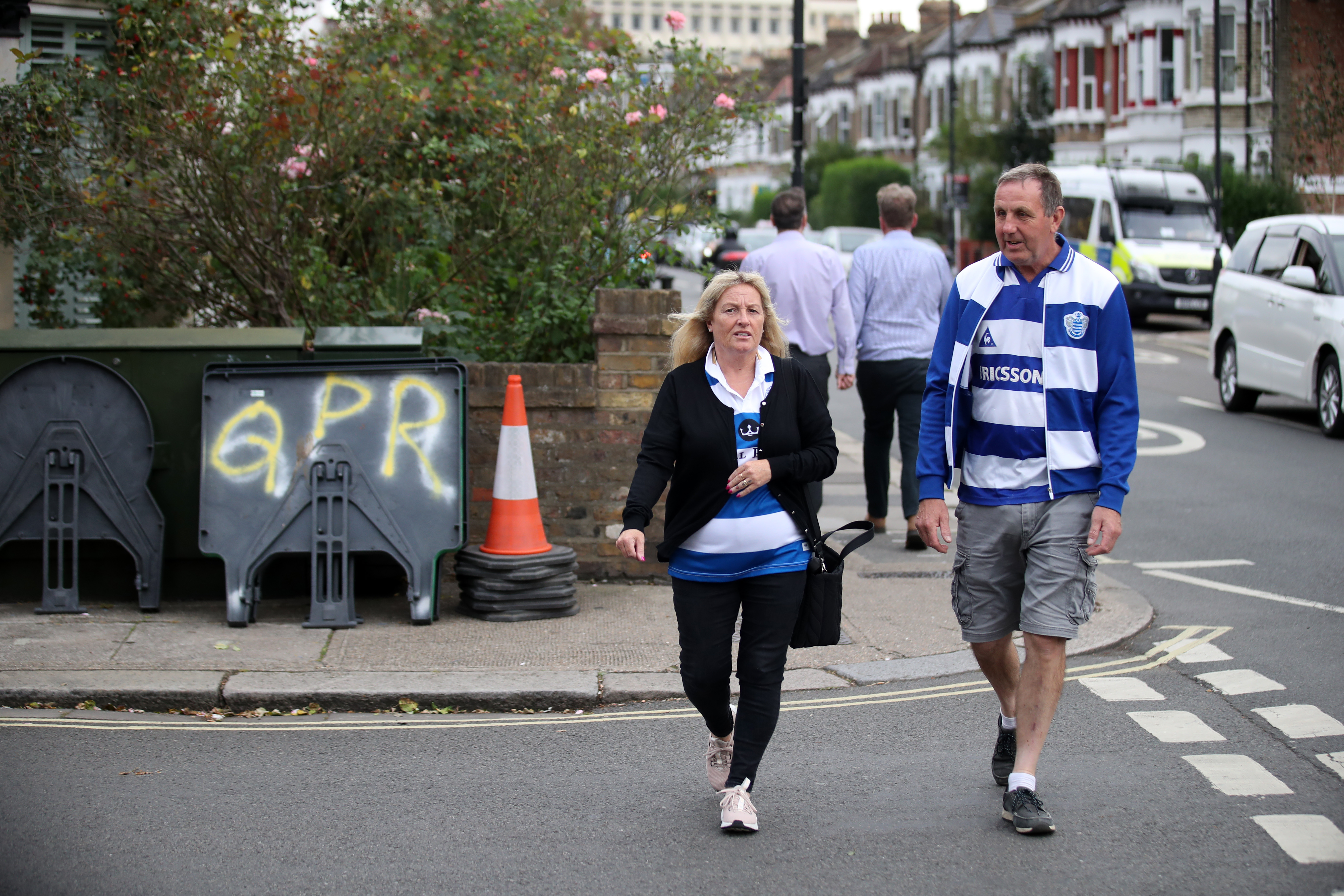 Queens Park Rangers v Portsmouth - Carabao Cup Second Round