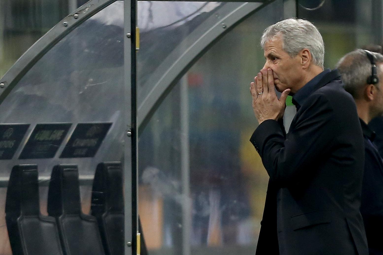 Inter v Borussia Dortmund: Group F - UEFA Champions League