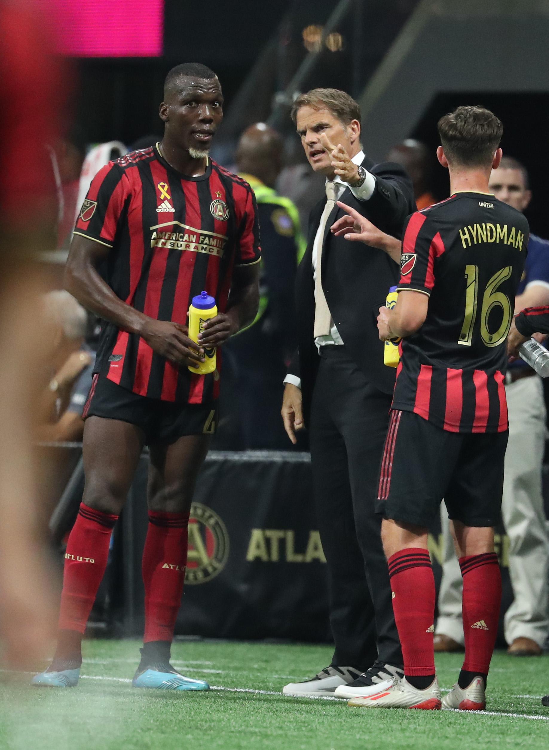 MLS: Columbus Crew SC at Atlanta United FC