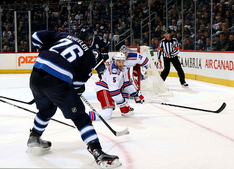 New York Rangers v Winnipeg Jets
