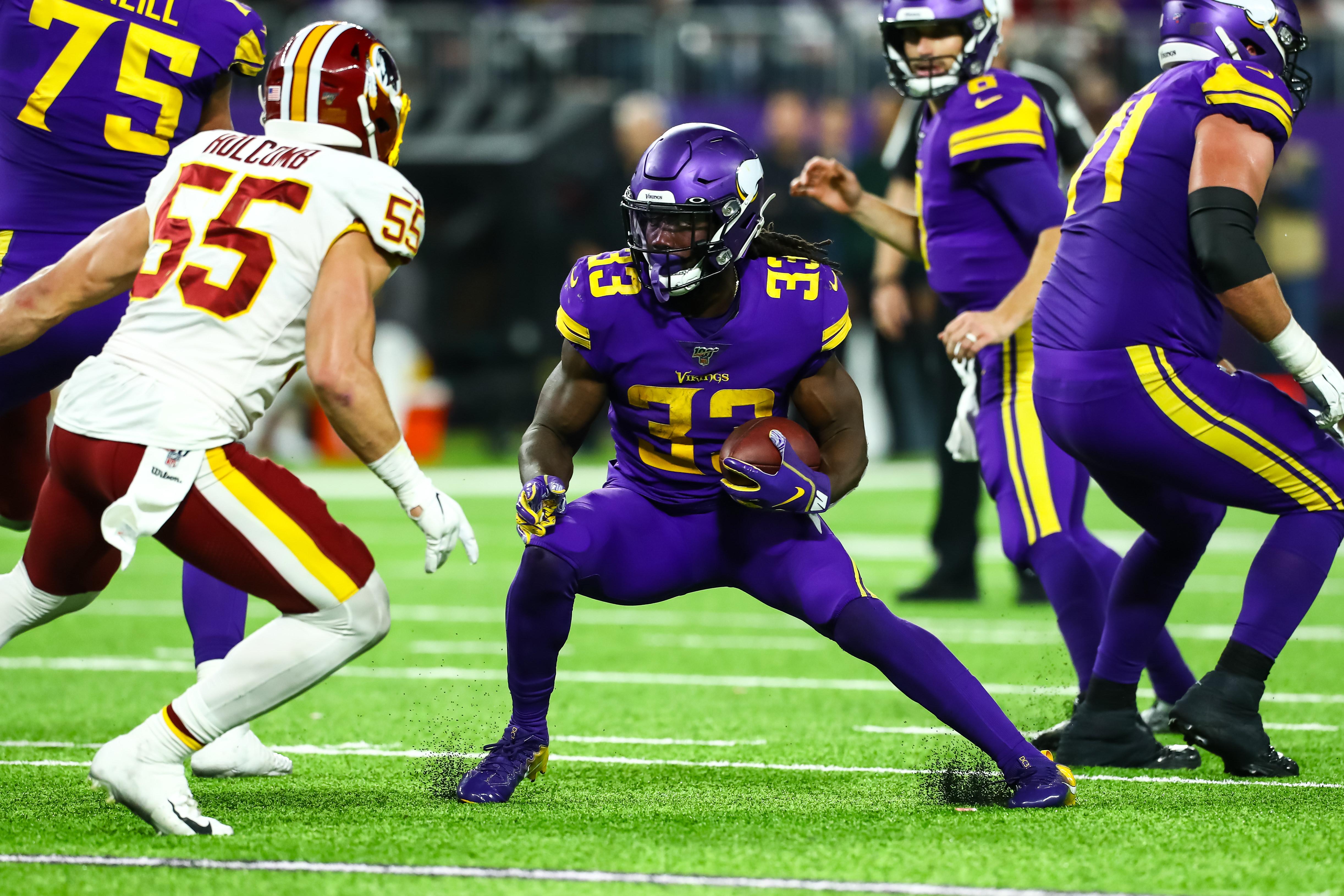 NFL: Washington Redskins at Minnesota Vikings