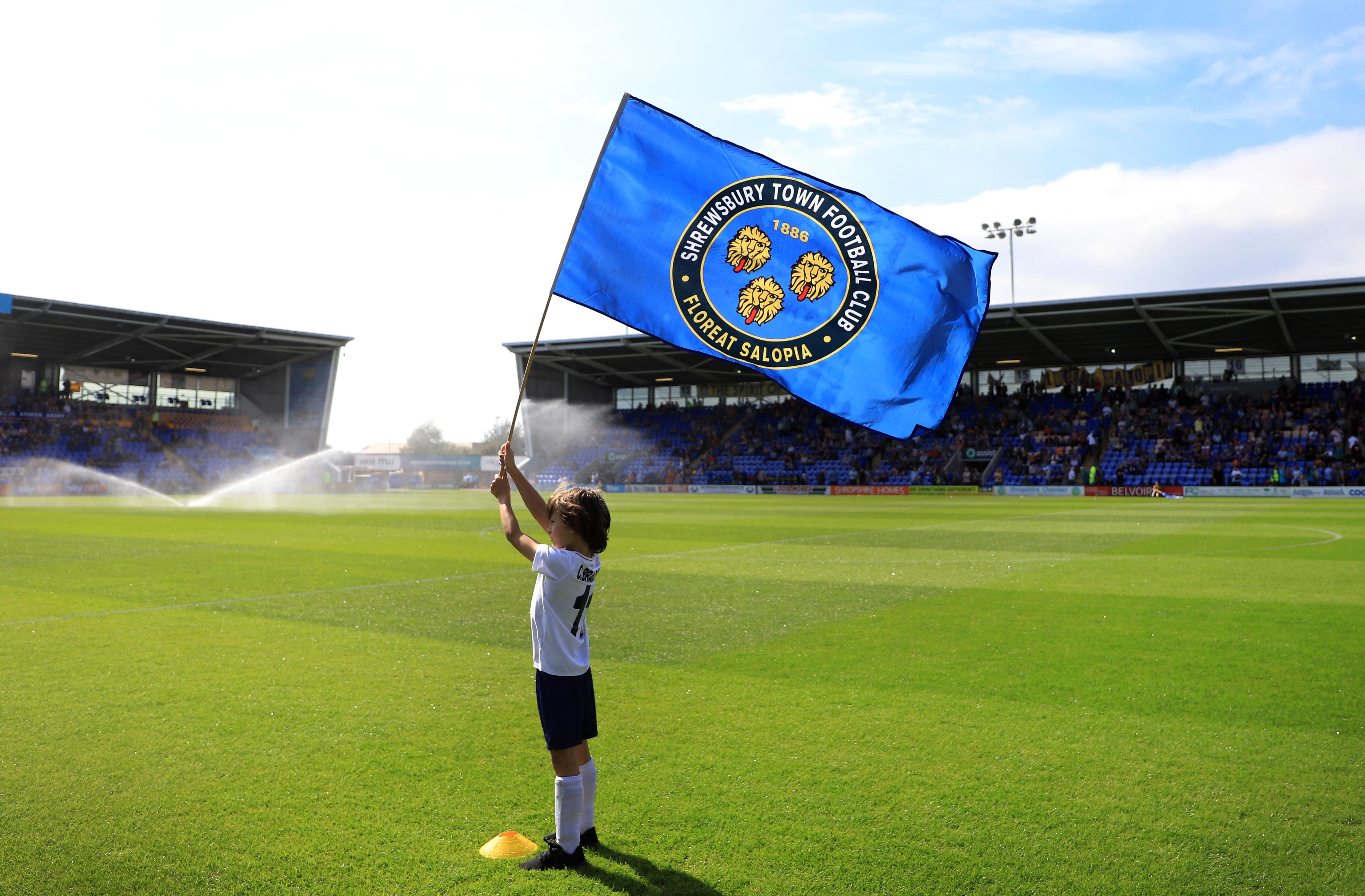 Shrewsbury Town v Bristol Rovers - Sky Bet League One