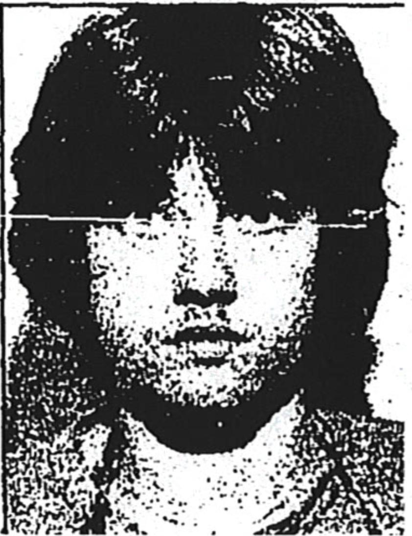 Brian Nelson's arrest photo