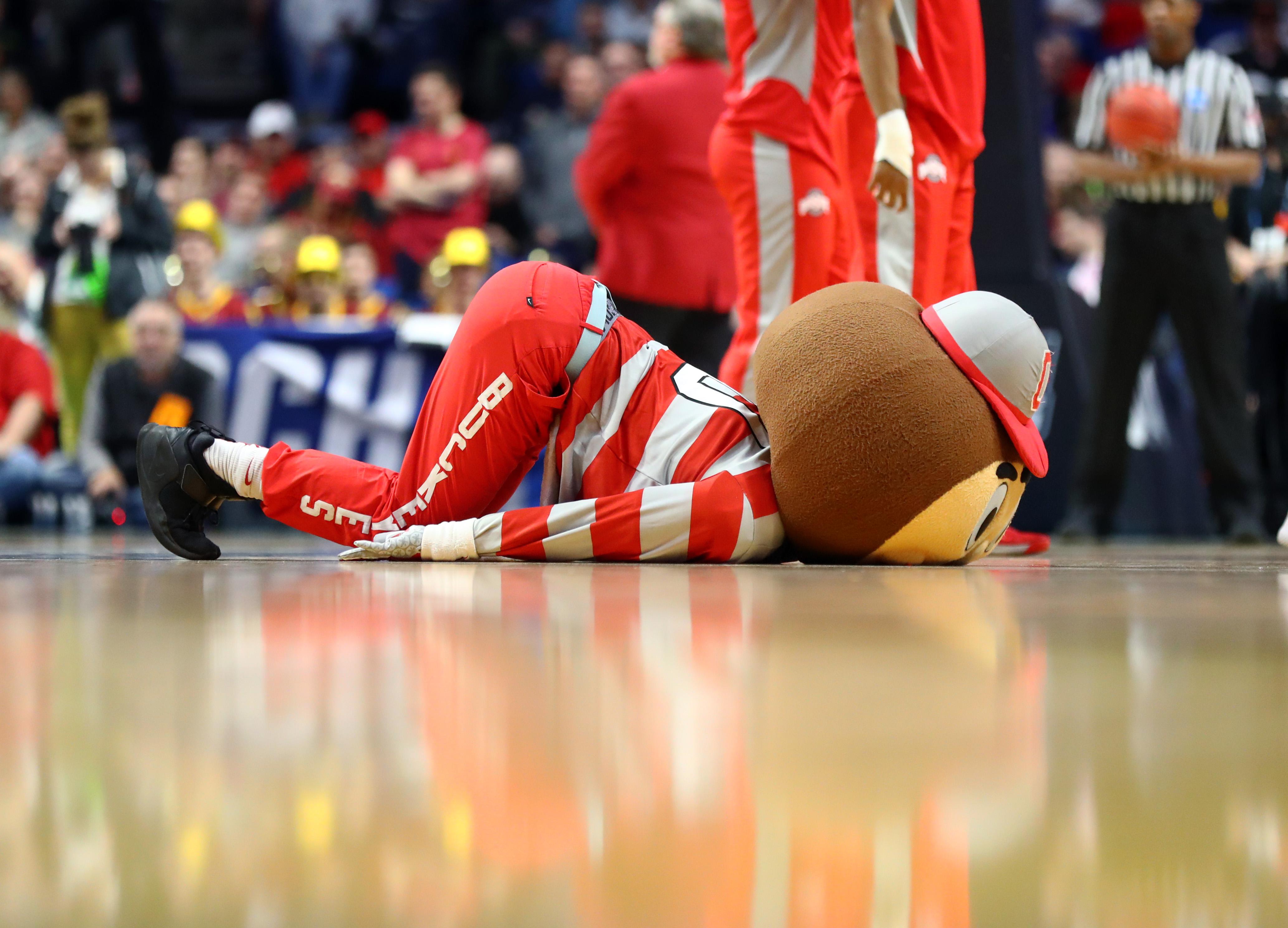 NCAA Basketball: NCAA Tournament-First Round-Iowa State vs Ohio State