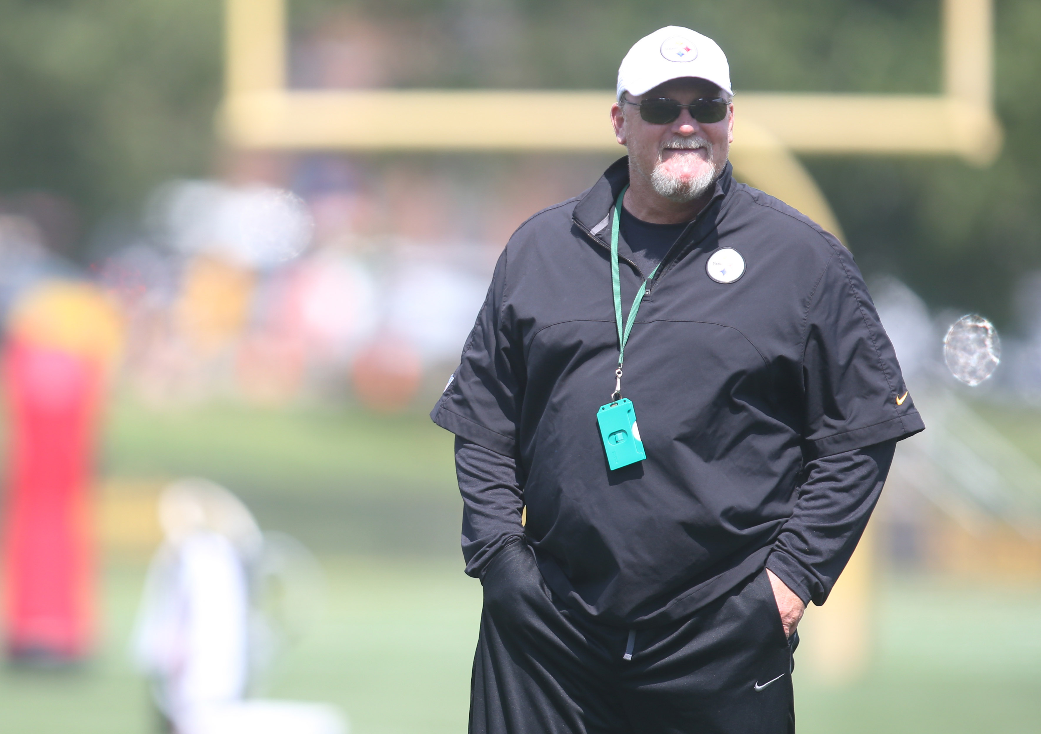 NFL: Pittsburgh Steelers-Training Camp