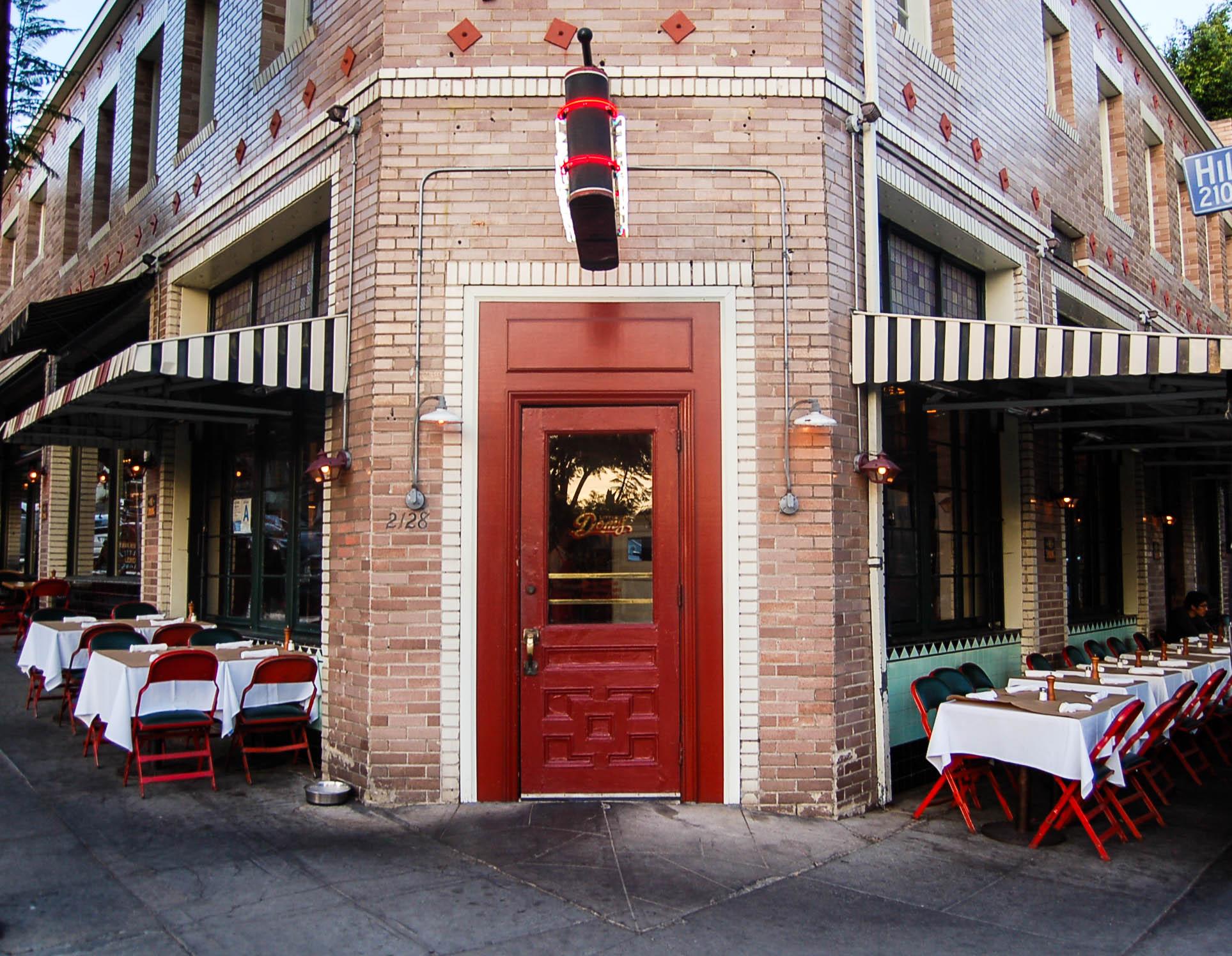 Little Dom's in Los Feliz, California